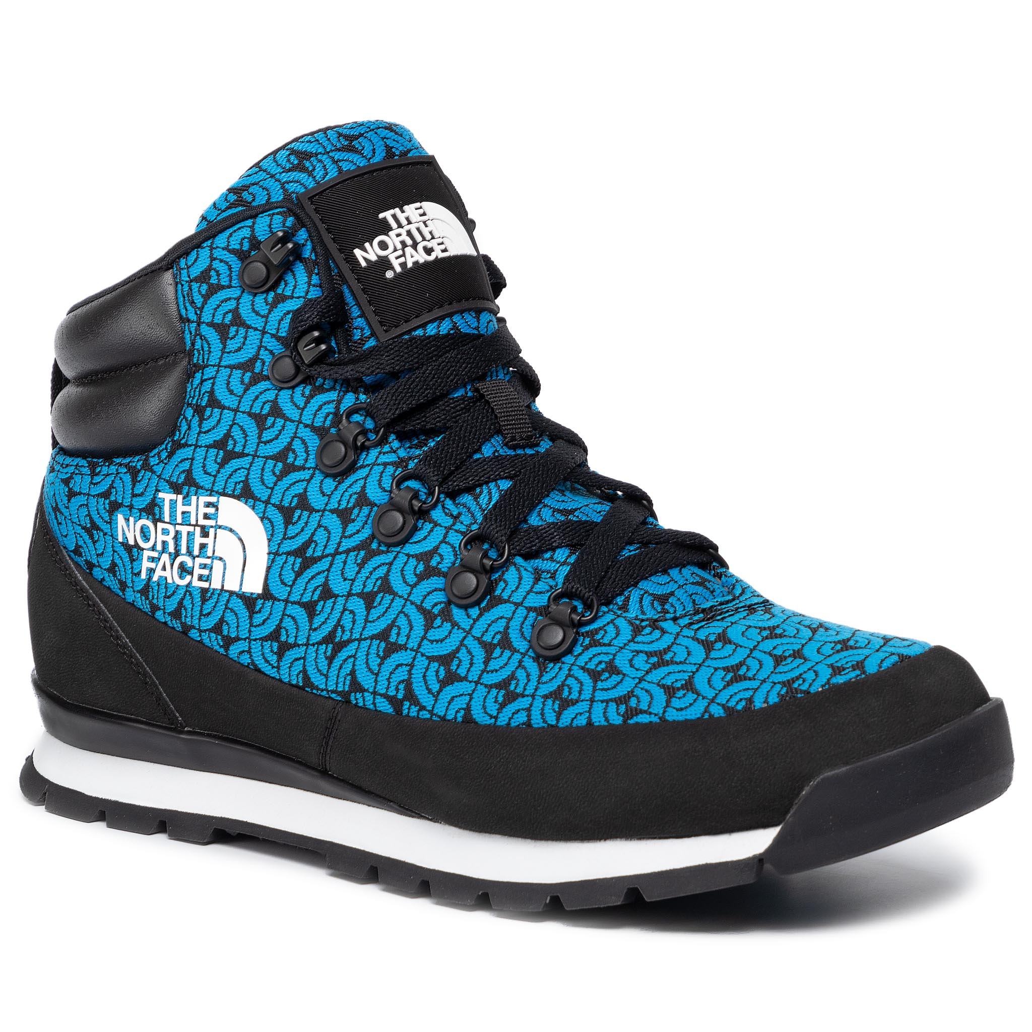 Trekkings THE NORTH FACE - Back To Berkeley Redux Remtlz Avery II NF0A47AEH0A Tnf Black/Acoustic Blue Melting Dome Print