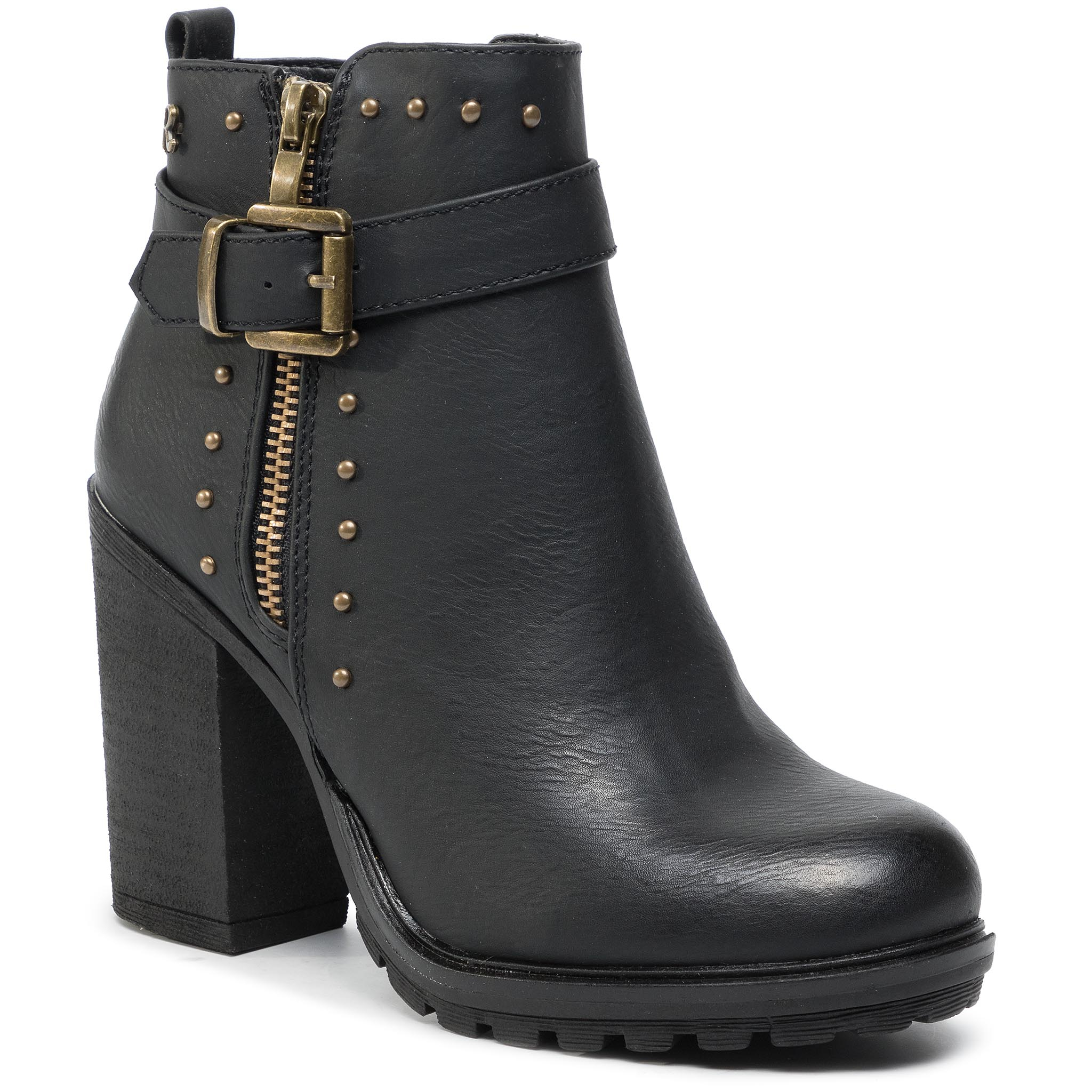 Botine REFRESH - 69213 Negro