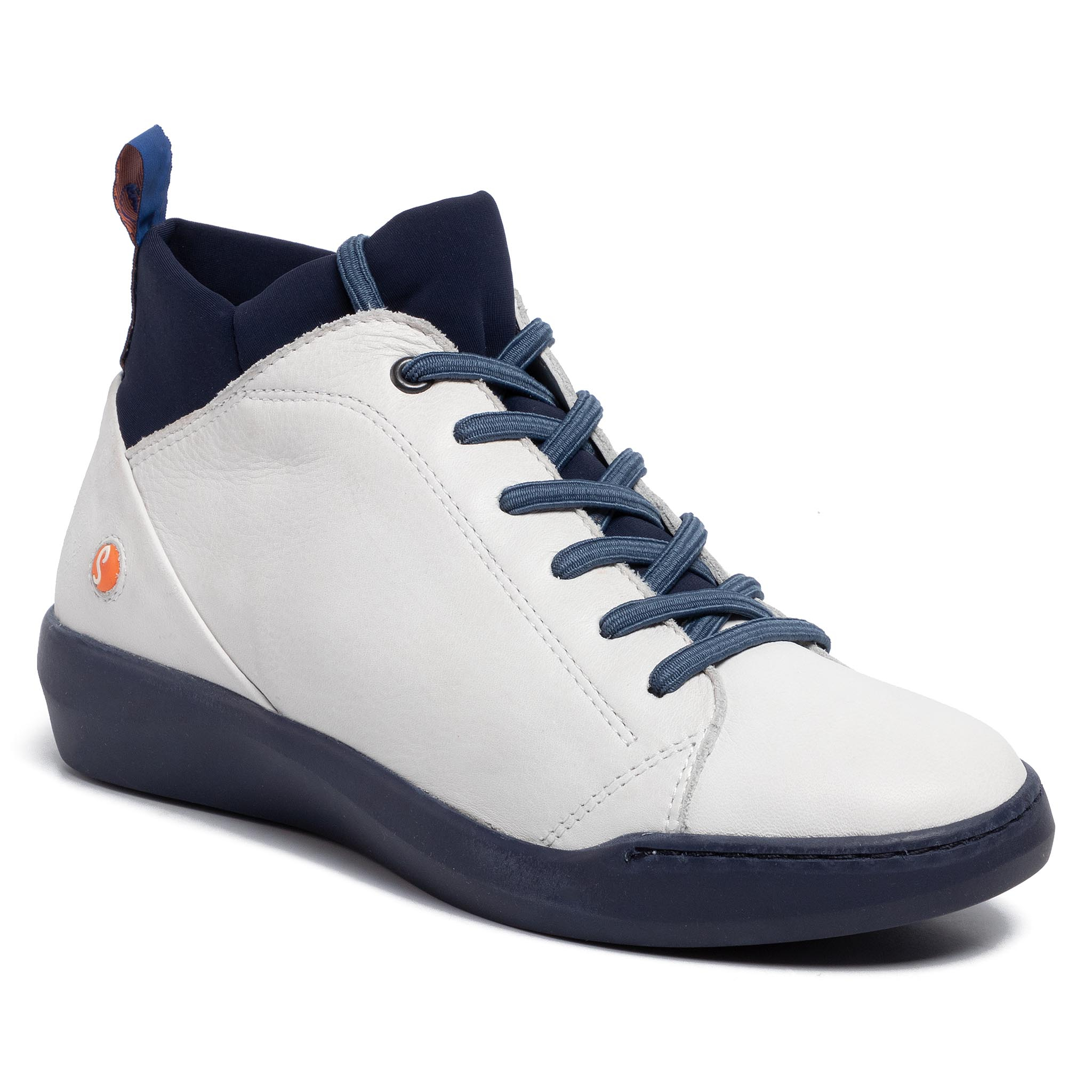 Sneakers SOFTINOS - Bielsof P900549007 White/Navy