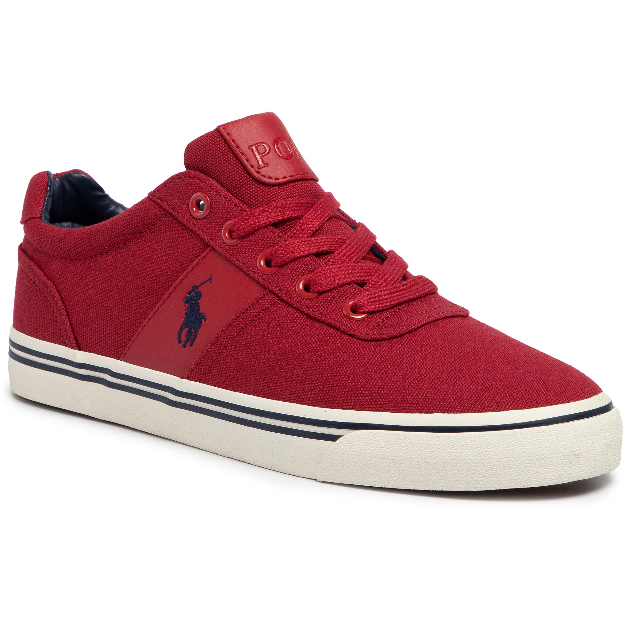 Teniși POLO RALPH LAUREN - Hanford 816508049003 Devon Red