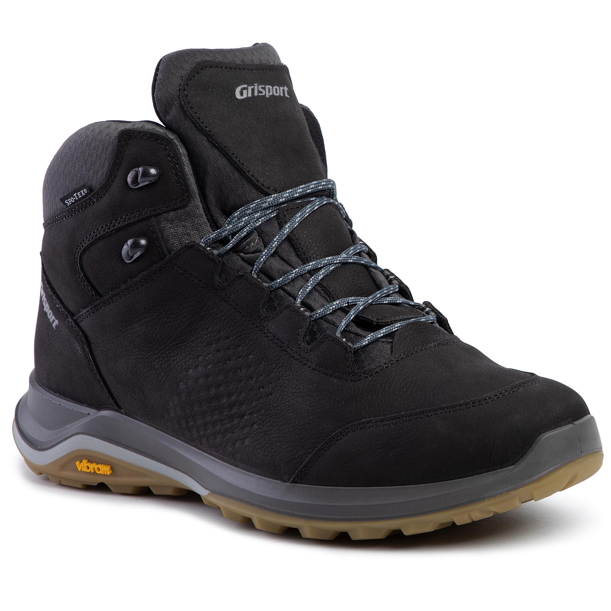 Trekkings Grisport - 14311c4t Nero Cangu imagine epantofi.ro 2021