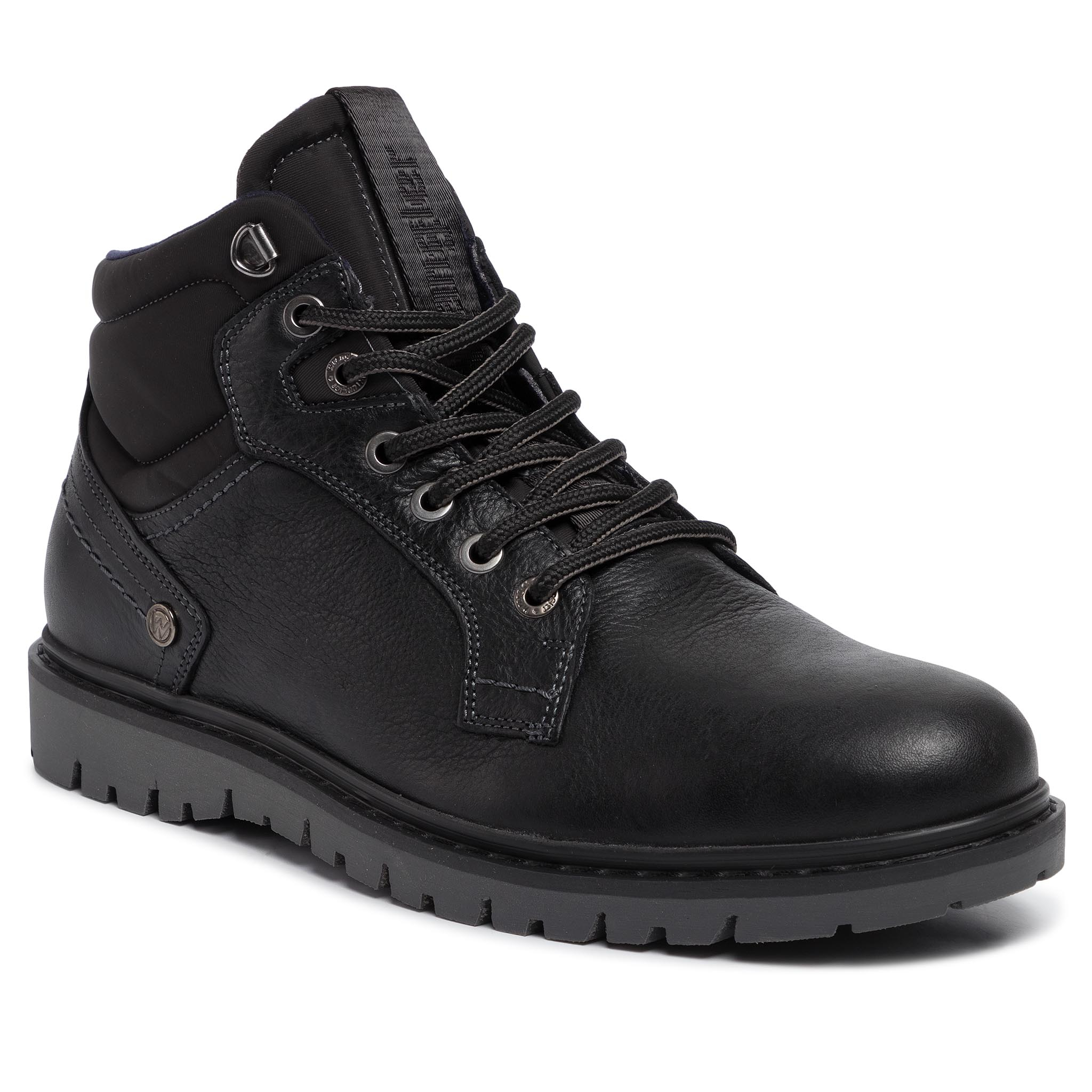 Ghete Wrangler - Miwouk Mid S Wm92037s Black 62 imagine
