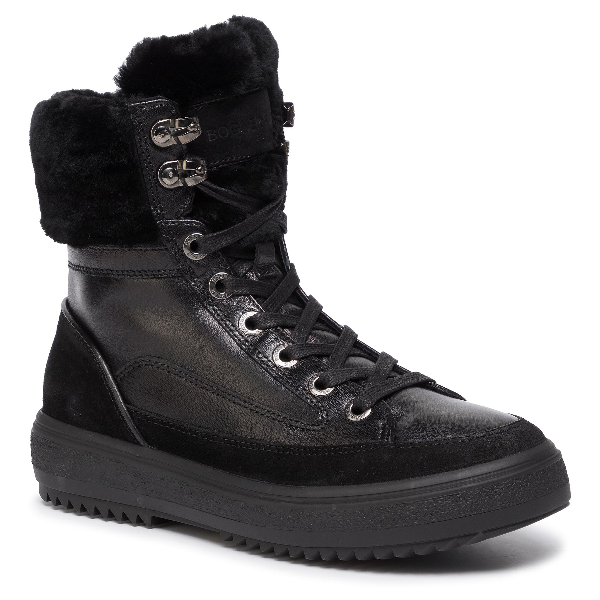 Botine BOGNER - Anchorage L 1G 293-A583 Black 01
