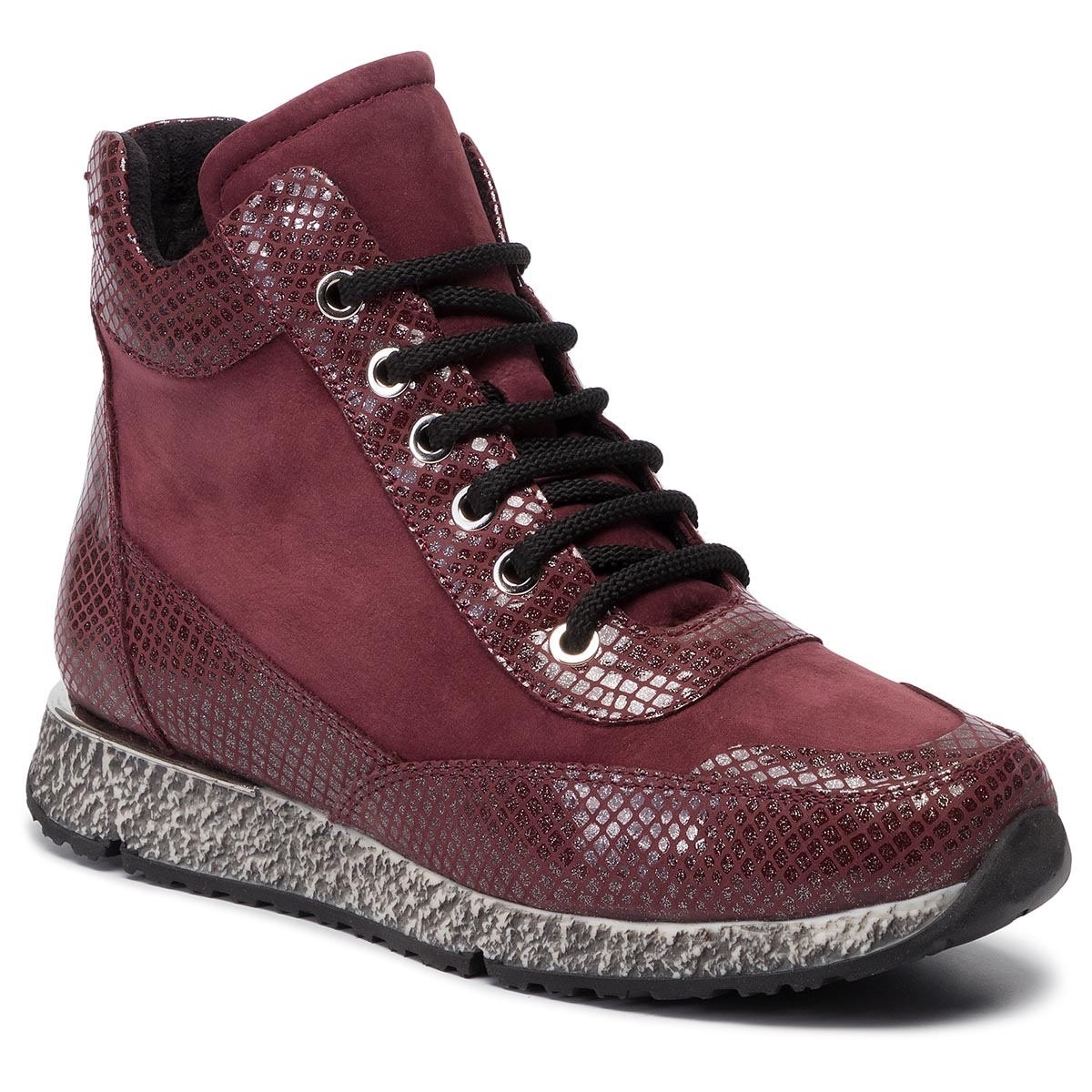 Sneakers PIAZZA - 991365 Bordeaux 41