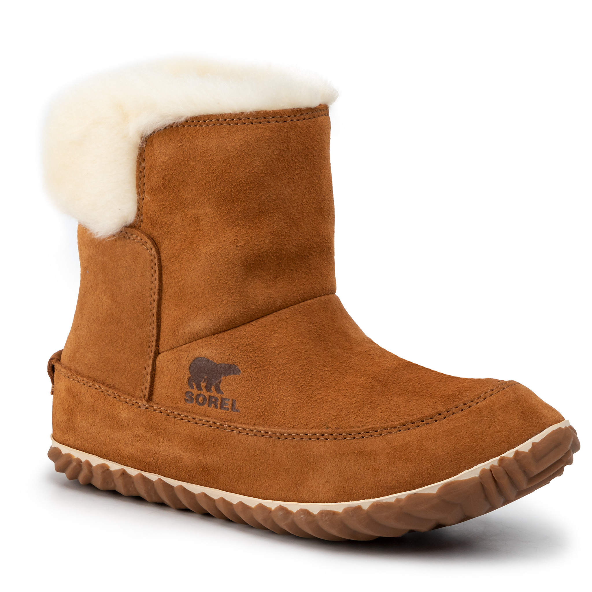 Botine SOREL - Out N About Bootie NL3073 Elk/Natural 286