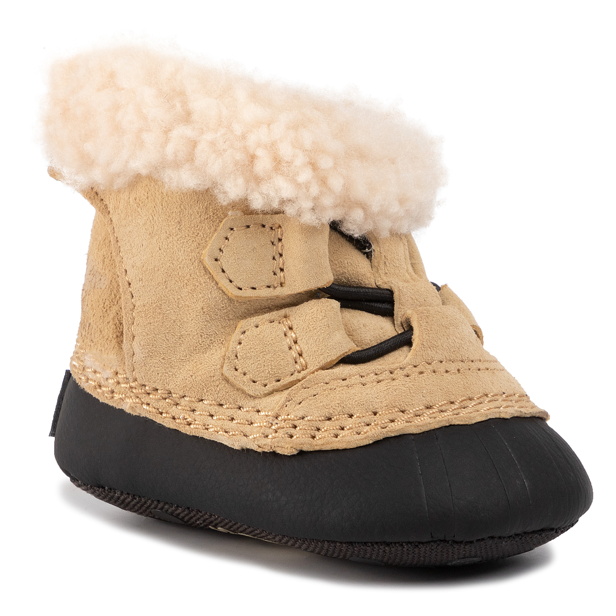Cizme Sorel - Caribootie Ii Nn1937 Curry/Black 373 imagine epantofi.ro 2021