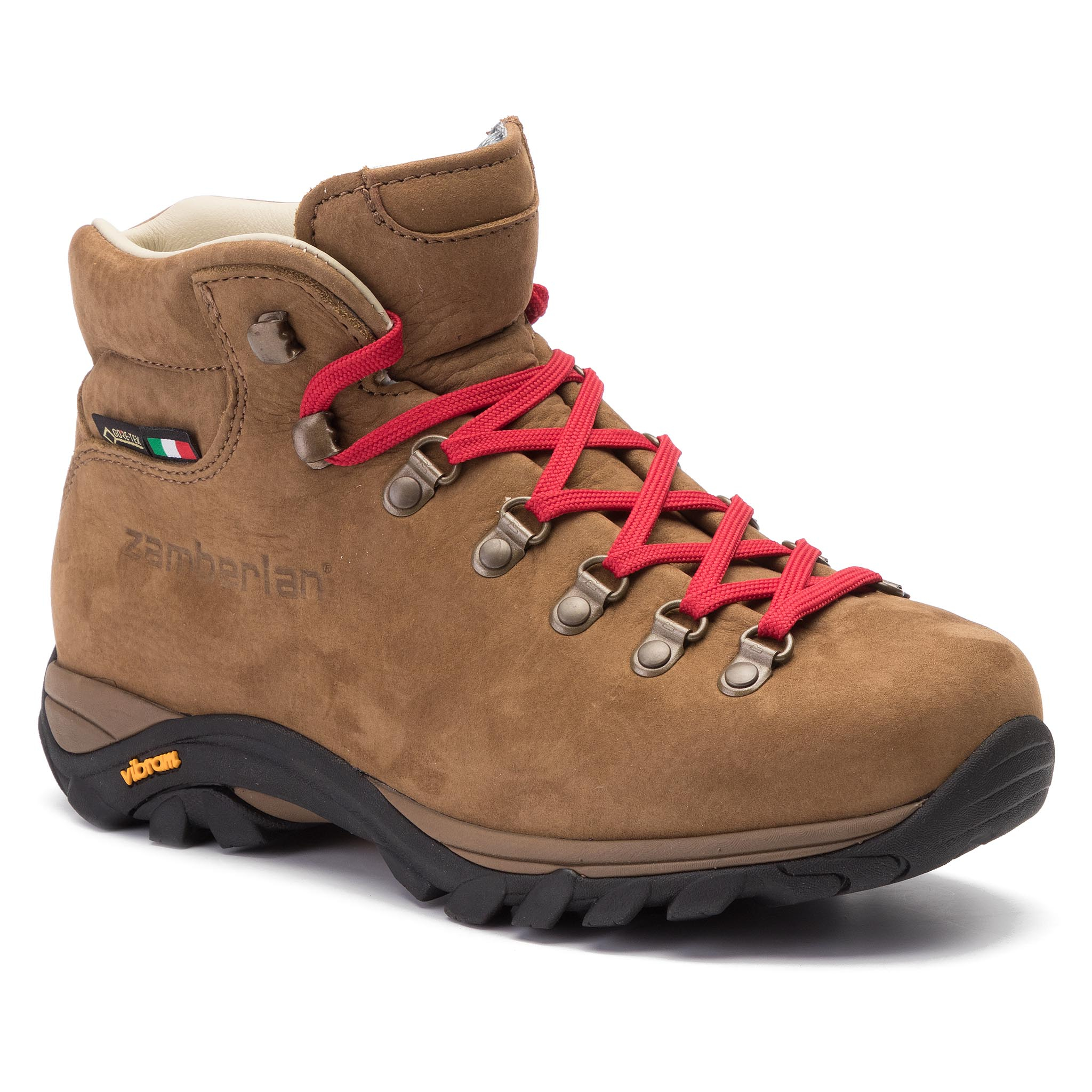 Trekkings Zamberlan - New Trail Lite Evo Gtx Gore-Tex Brown imagine epantofi.ro 2021