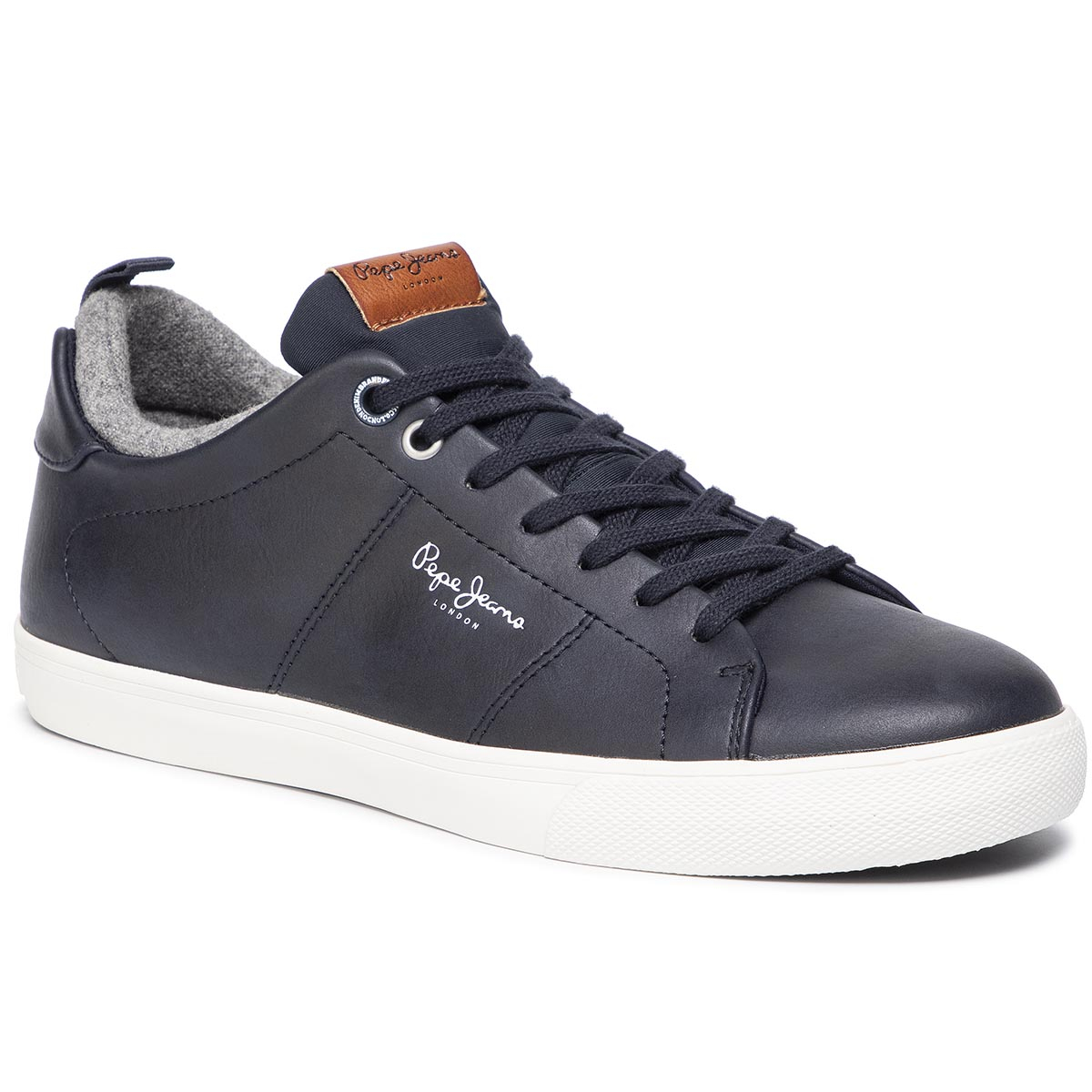 Sneakers PEPE JEANS - Marton Basic PMS30501 Navy 595