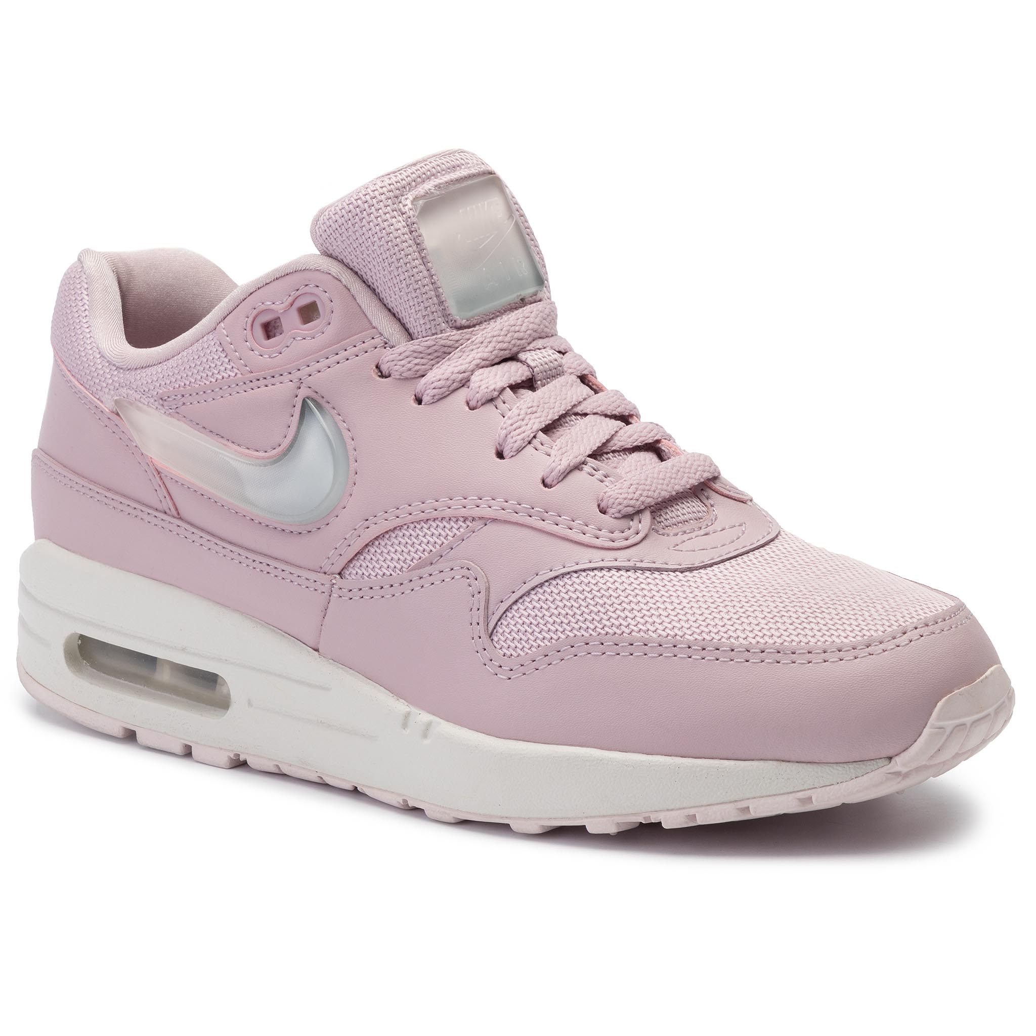 Pantofi NIKE - Air Max 1 Jp AT5248 500 Plum Chalk/Obsidian Mist