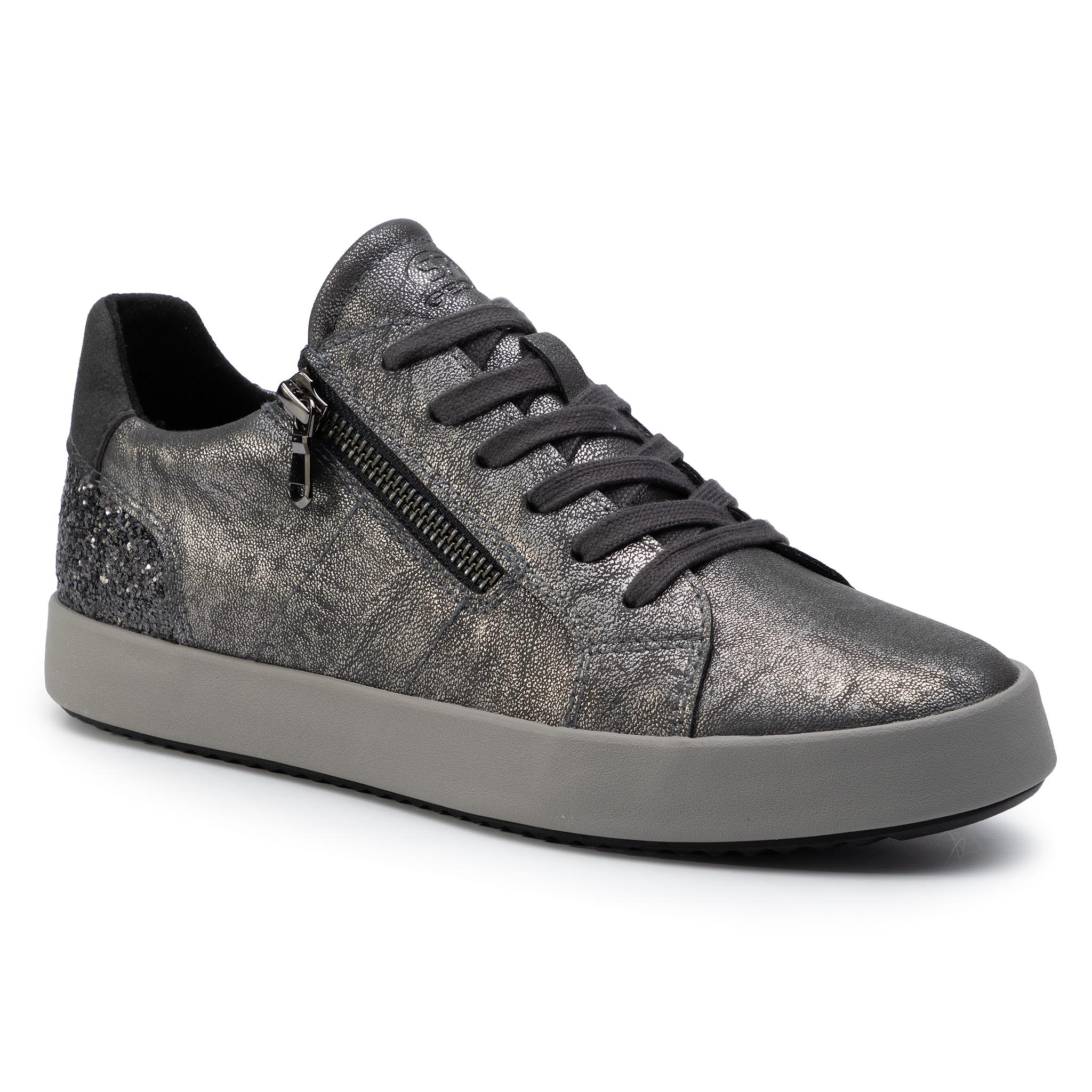 Sneakers GEOX - D Blomiee A D946HA 0PVEW C9004 Anthracite