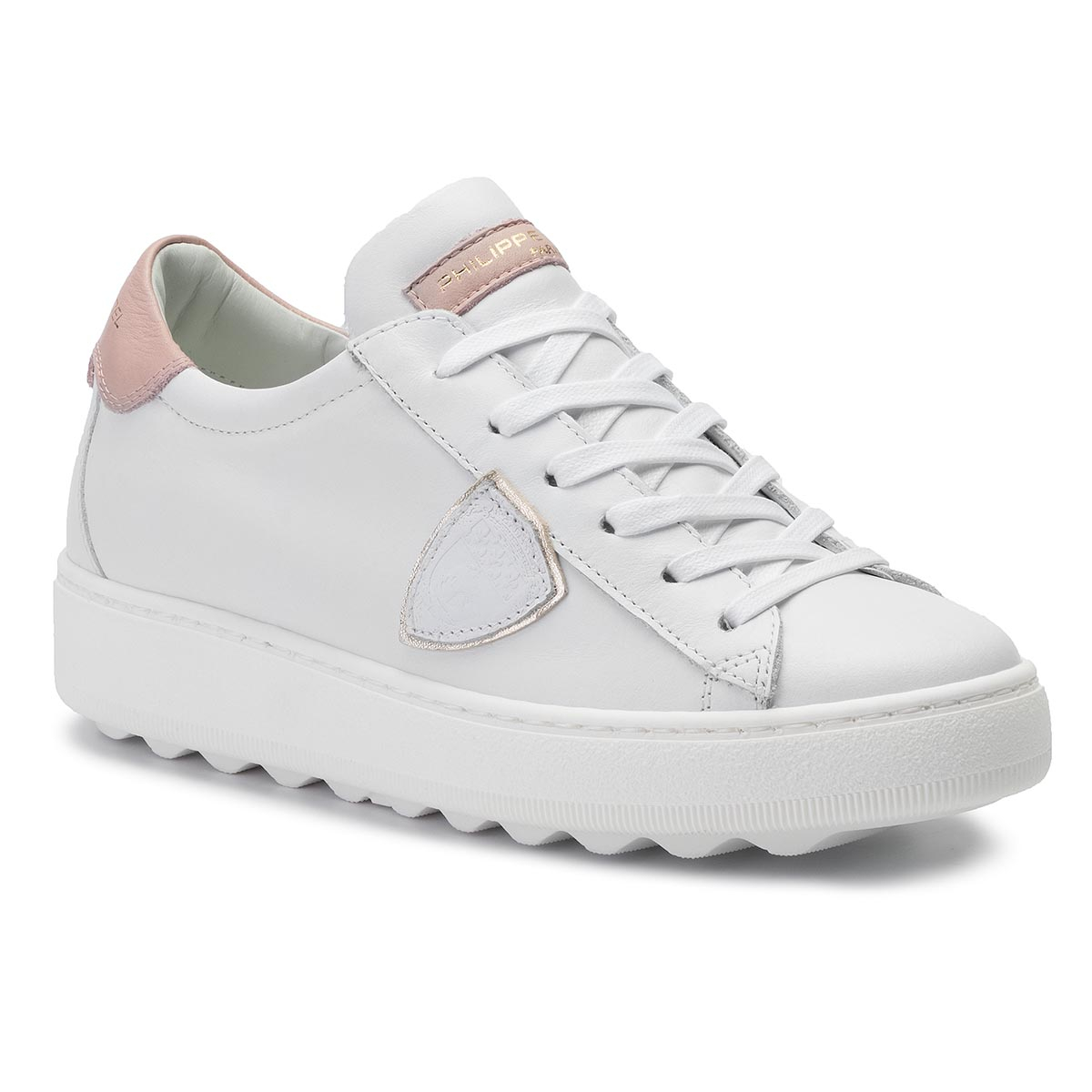 Sneakers PHILIPPE MODEL - Madeleine VBLD V024 Blanc Rose