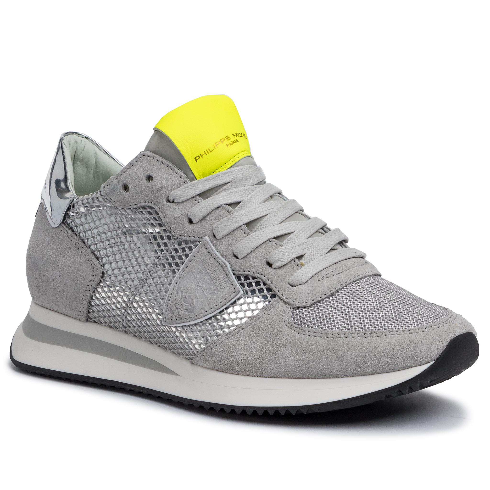 Sneakers PHILIPPE MODEL - Trpx TZLD MR02 Gris Jaune