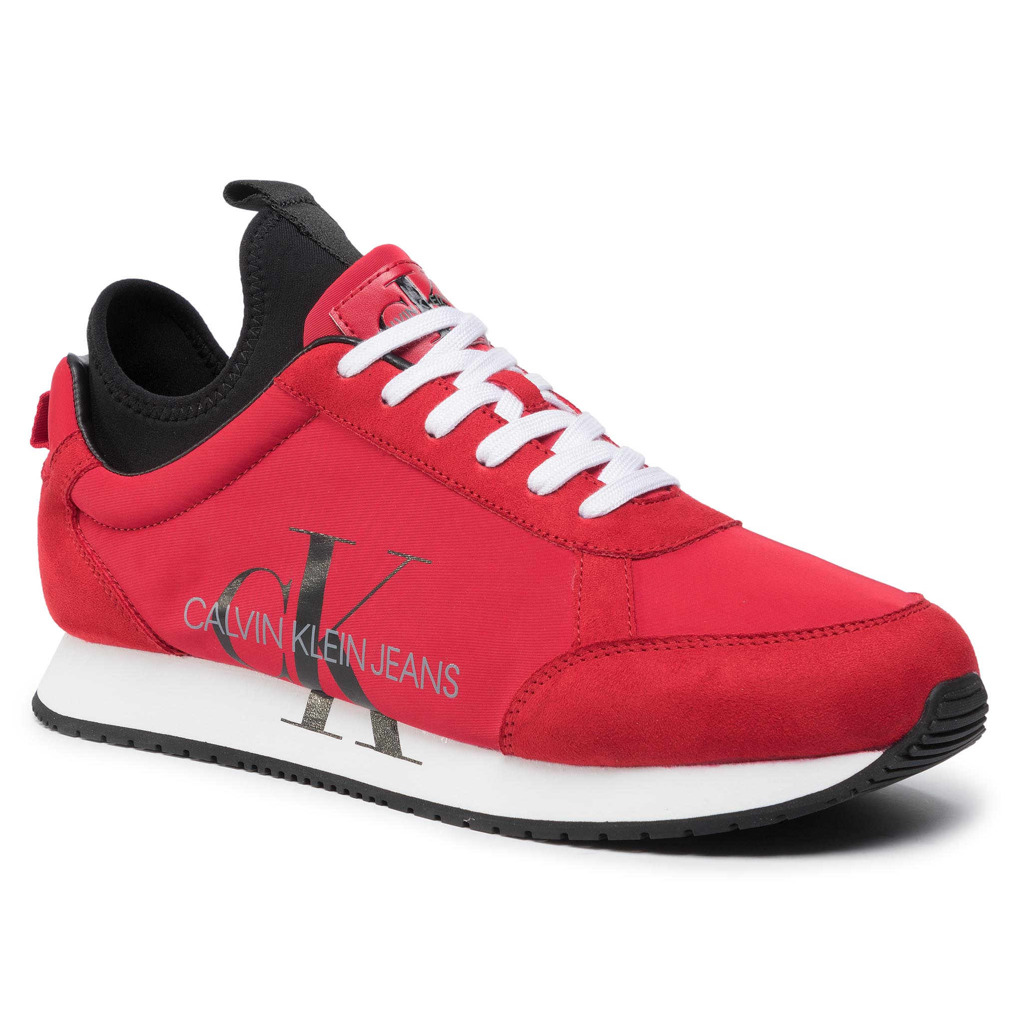 Sneakers CALVIN KLEIN JEANS - Jemmy B4S0136 Racing Red