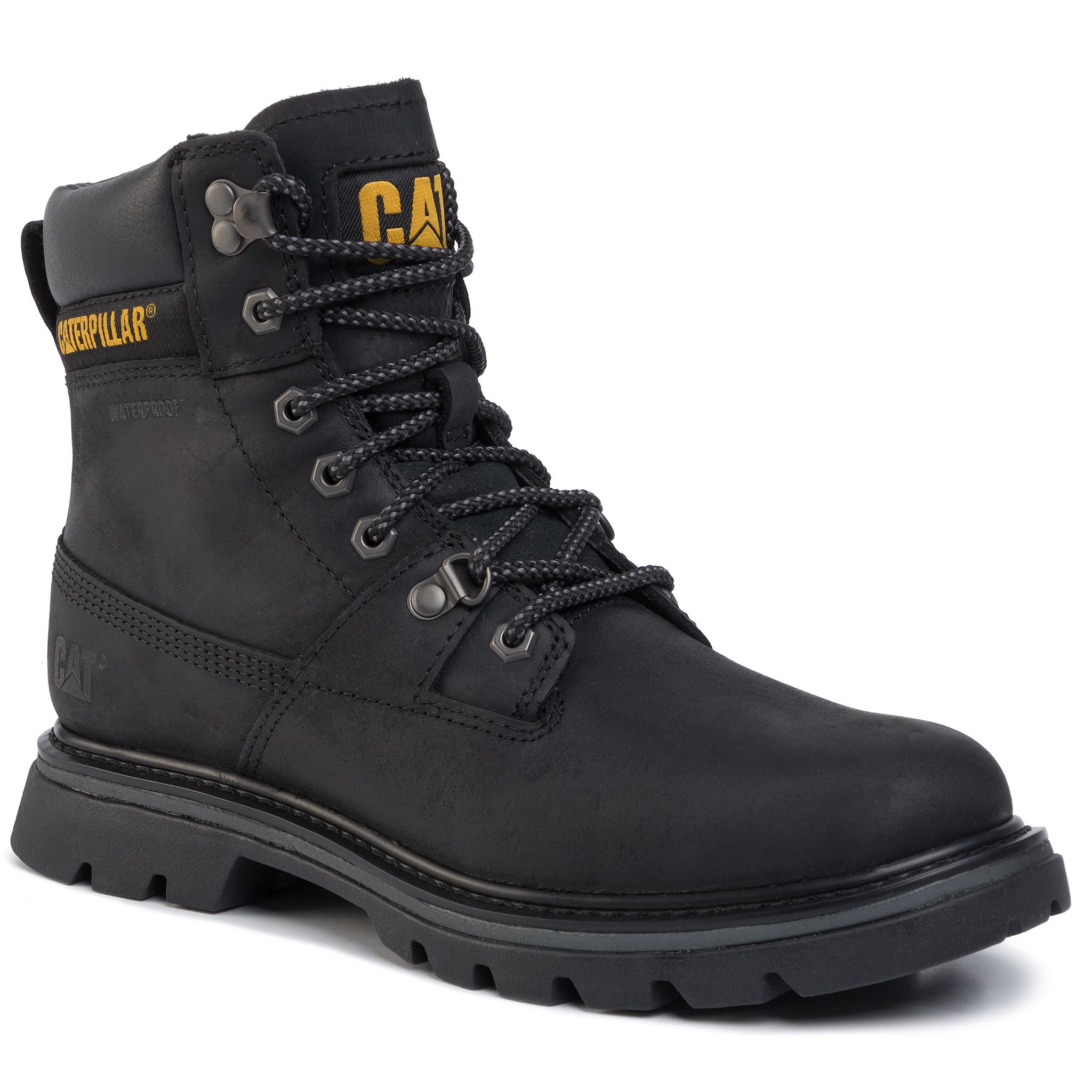 Trappers CATERPILLAR - Ryman Wp P723801 Black