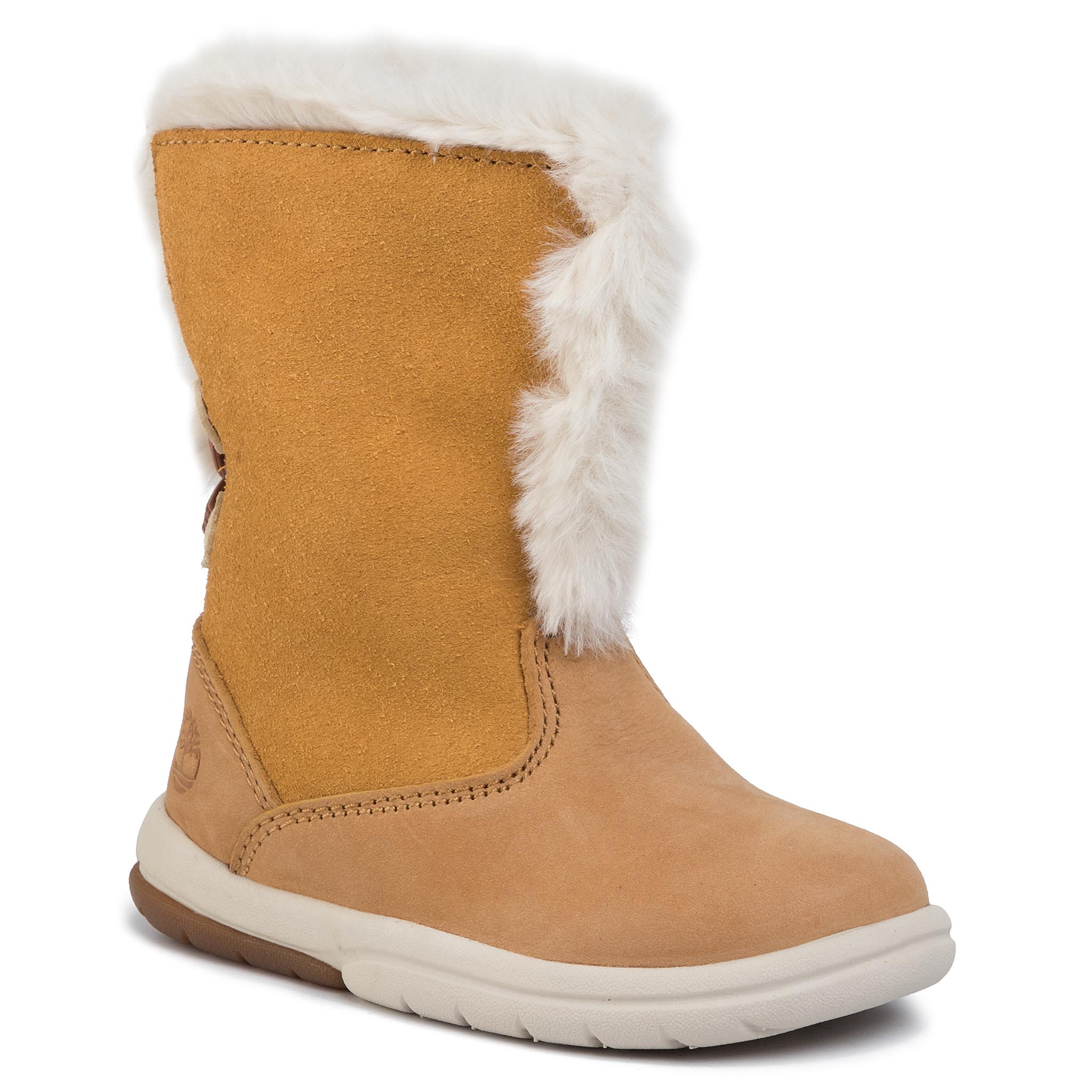 Cizme Timberland - Toddle Tracks Tb0a1vnu2311 Wheat Nubuck imagine epantofi.ro 2021
