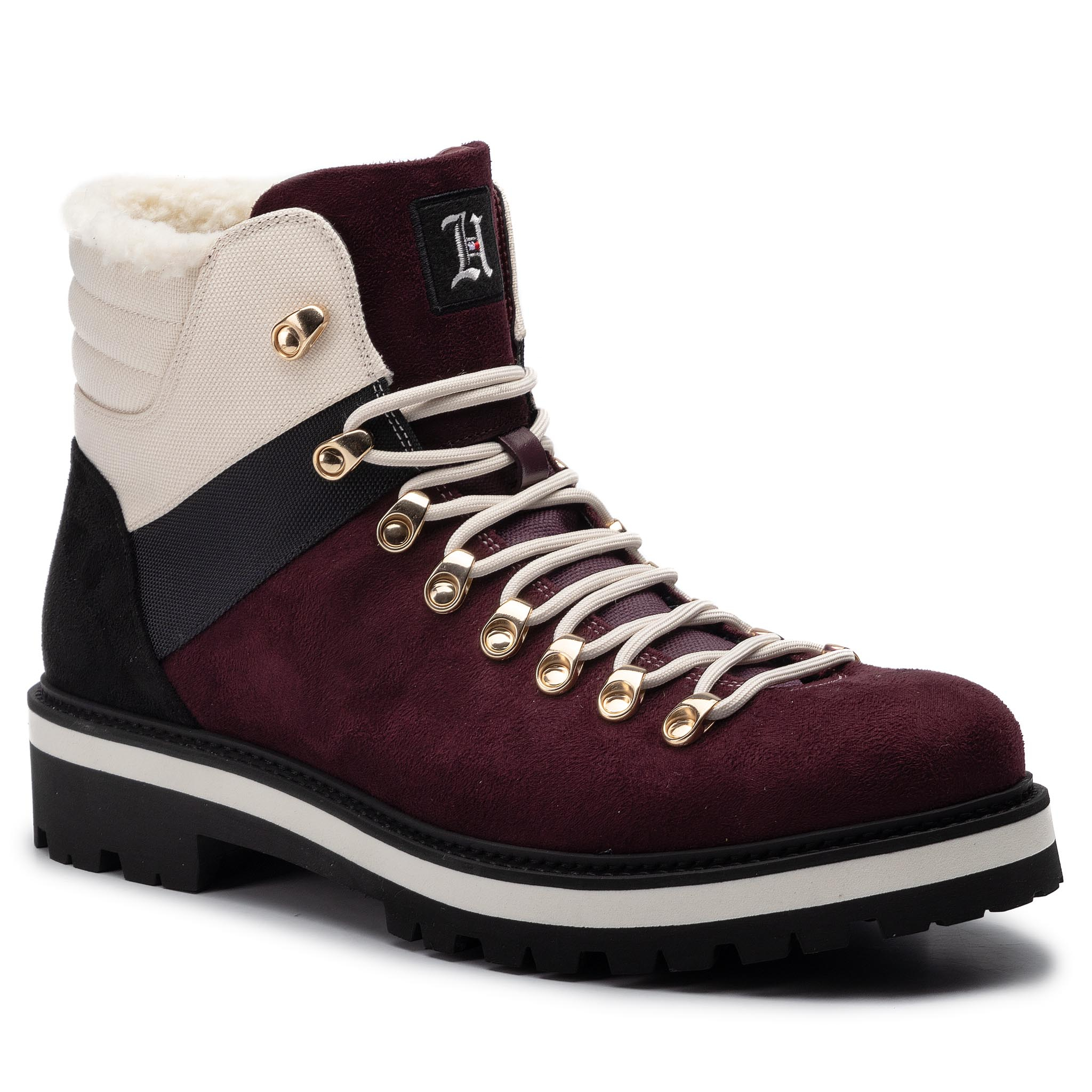 Trappers TOMMY HILFIGER - Lh Expedition Trail Boot FM0FM02526 Ghb