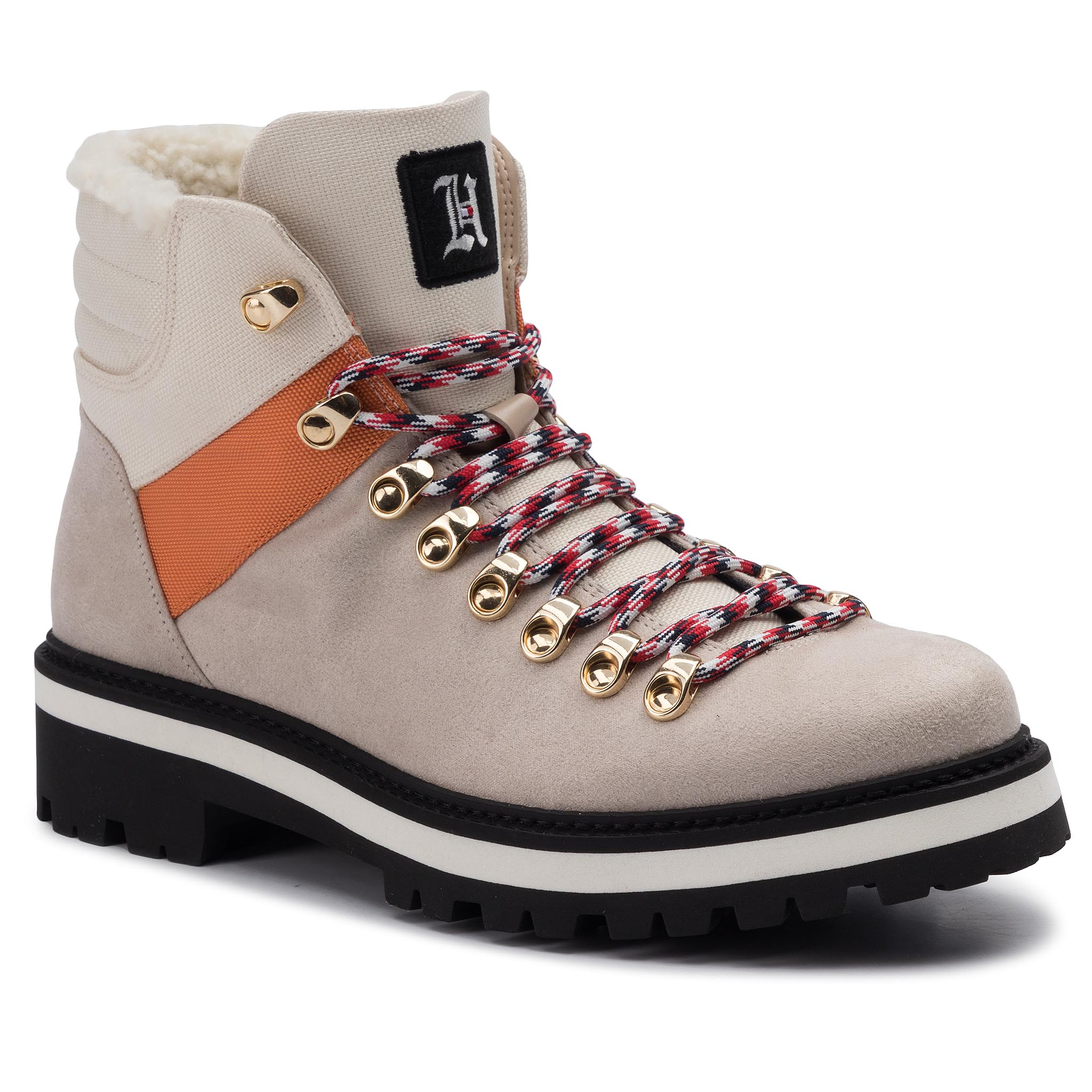Trappers TOMMY HILFIGER - Lh Expedition Trail Boot FM0FM02526 YAE