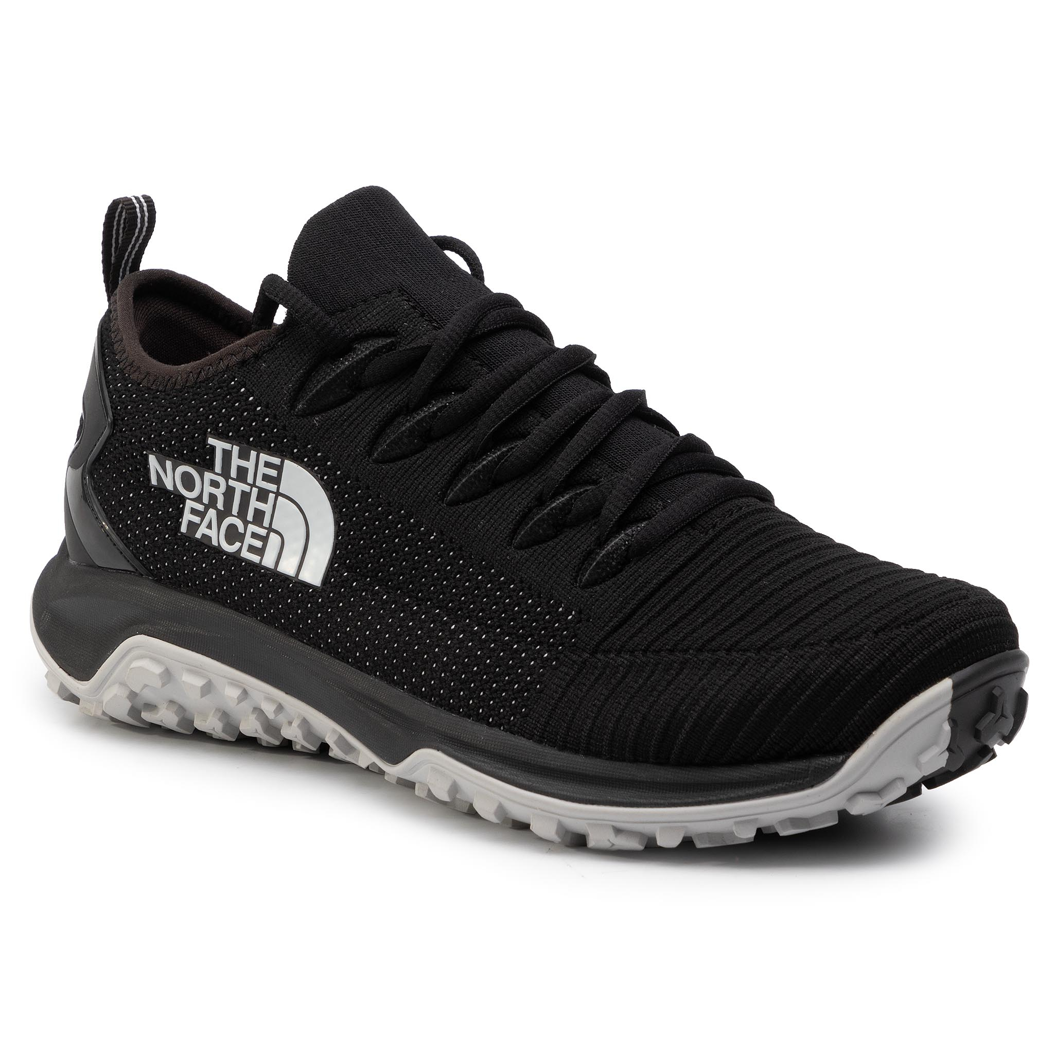 Trekkings THE NORTH FACE - Truxel T93WZECA5 Tnf Black/Micro Chip Grey 1