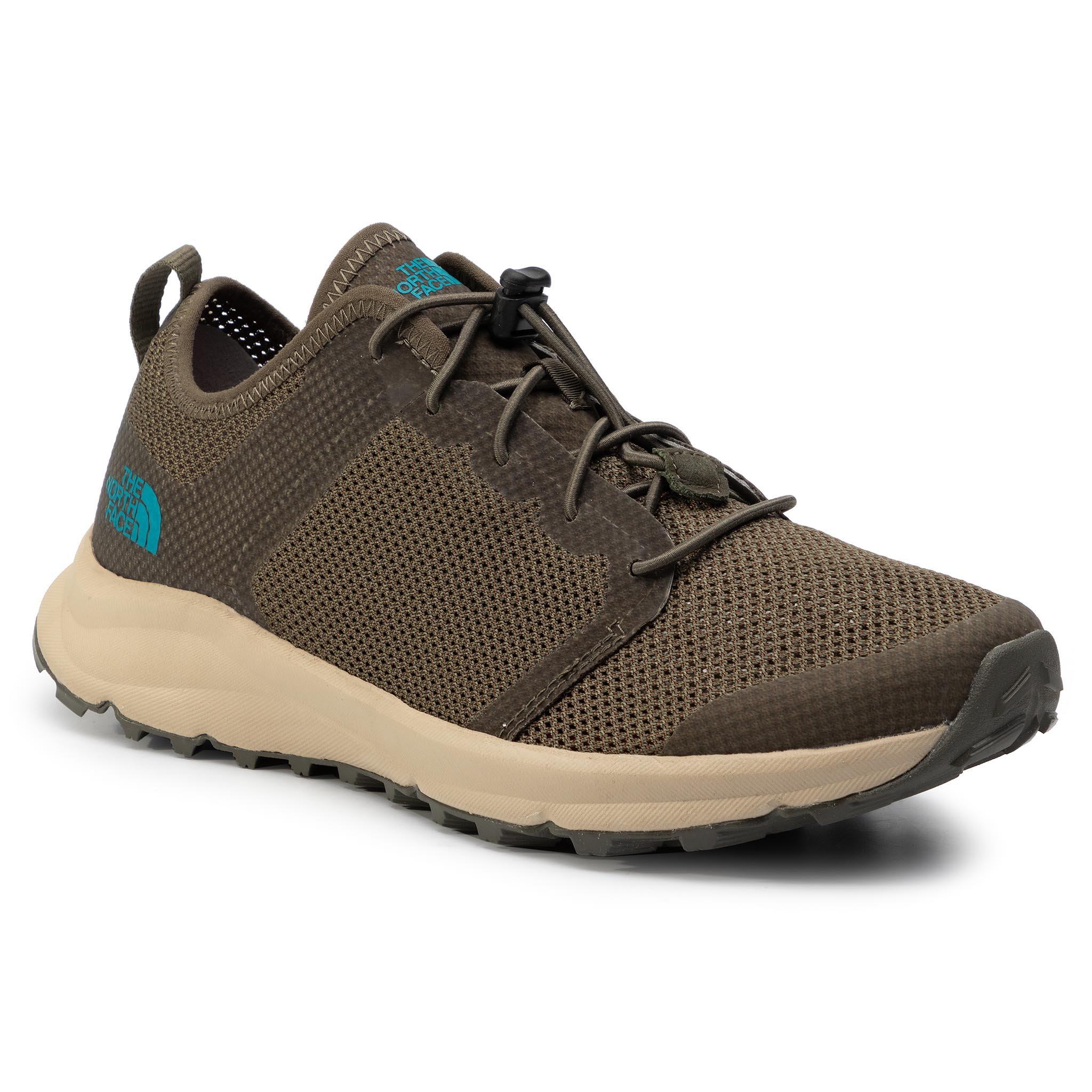 Pantofi THE NORTH FACE - Litewave Flow Lace II T93RDS3NL New Taupe Green/Four Leaf Clover