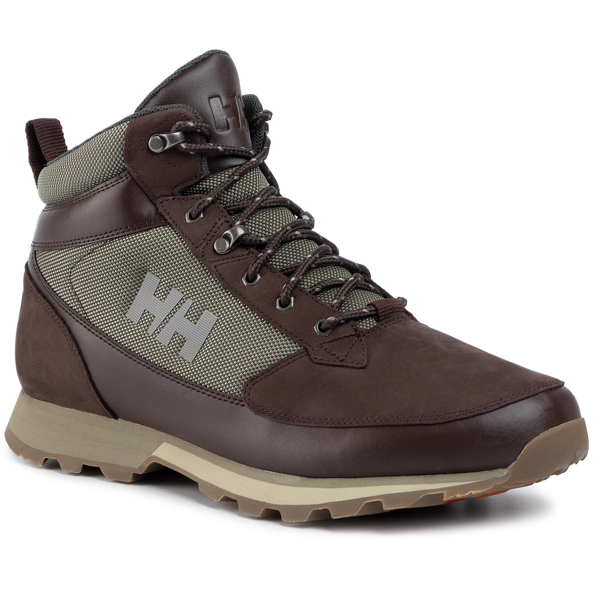 Trappers Helly Hansen - Chilcotin 114-27.710 Coffee Bean/ Beluga/ Mermaid imagine epantofi.ro