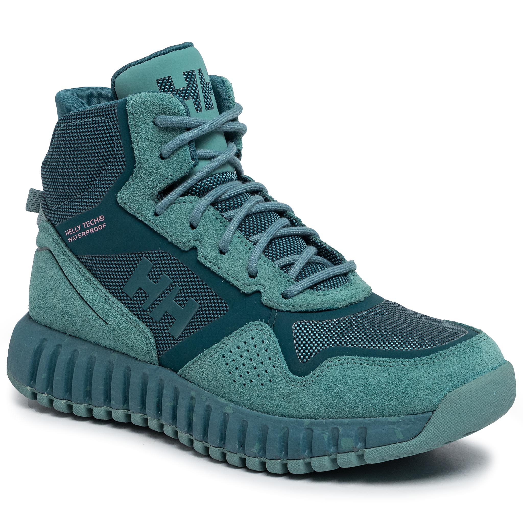 Trekkings Helly Hansen - Monashee Ullr Ht 114-46.443 Jade/Washed Teal/Flamingo Pink imagine epantofi.ro 2021