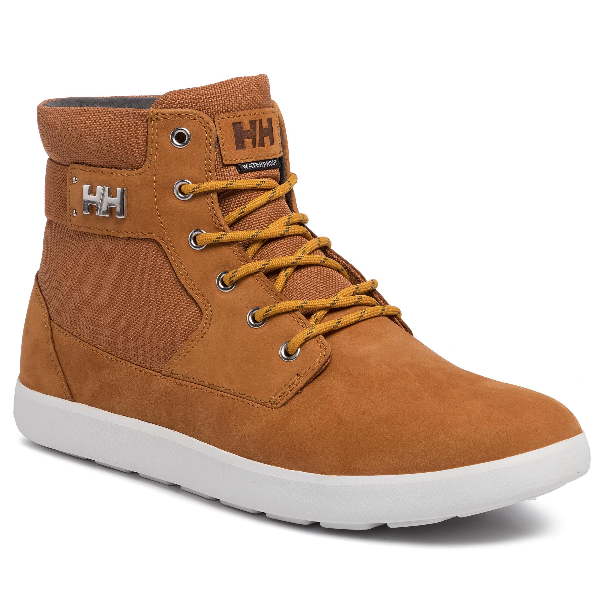 Ghete Helly Hansen - Stockholm 2 11-510.725 Honey Wheat/Cashew/Off White imagine epantofi.ro