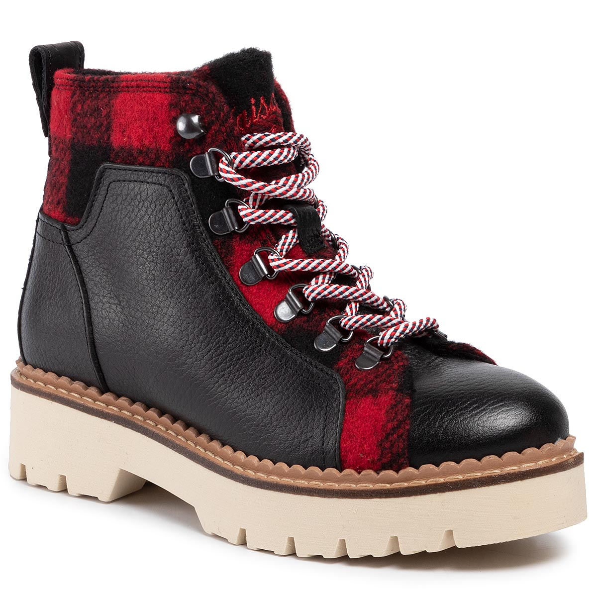 Botine SCOTCH & SODA - Olivine 19731130 Negru