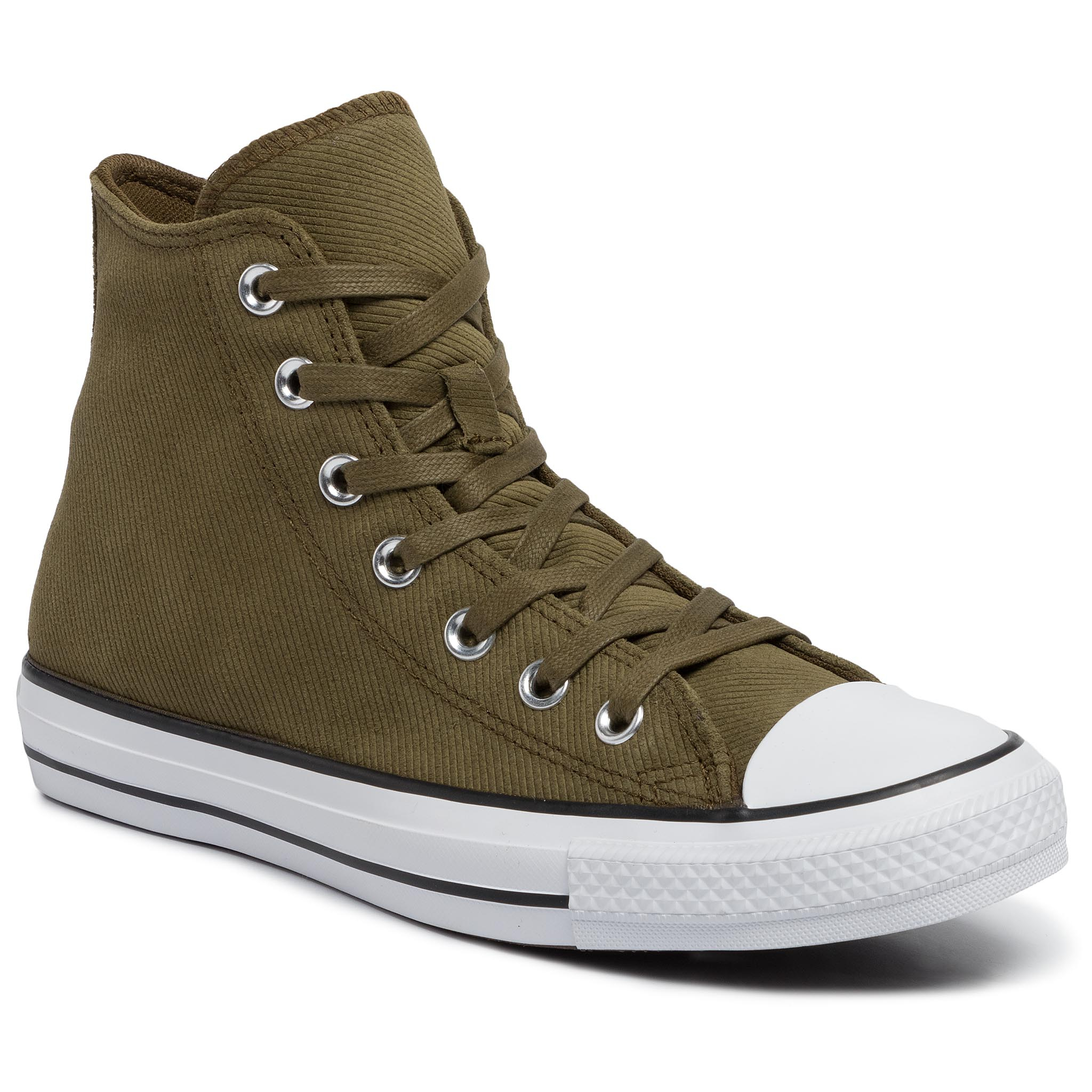 Teniși Converse - Ctas Hi 564963c Surplus Olive/Habanero Red imagine epantofi.ro 2021