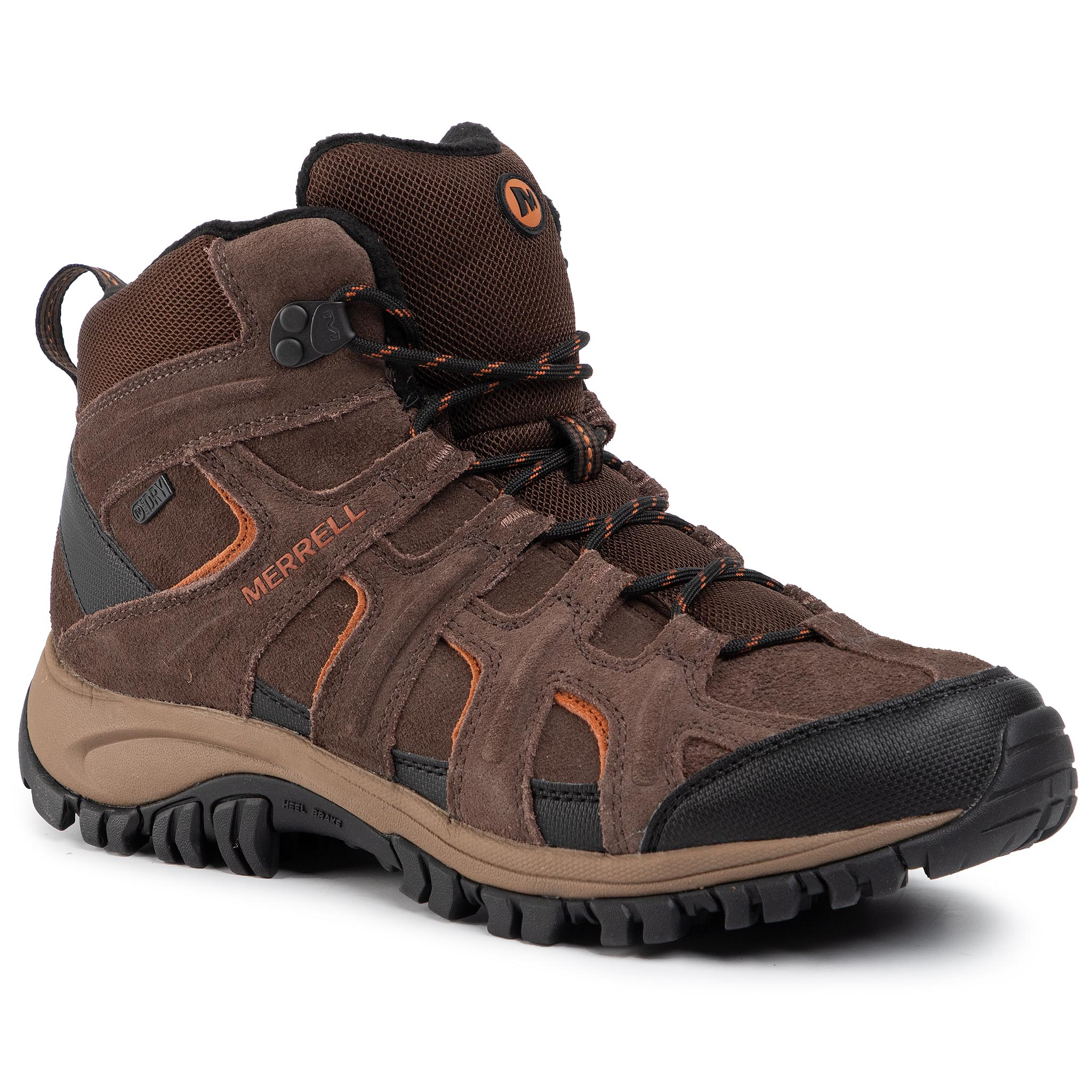 Trekkings Merrell - Phoenix 2 Mid Thermo Wp J46531 Bracken imagine epantofi.ro 2021