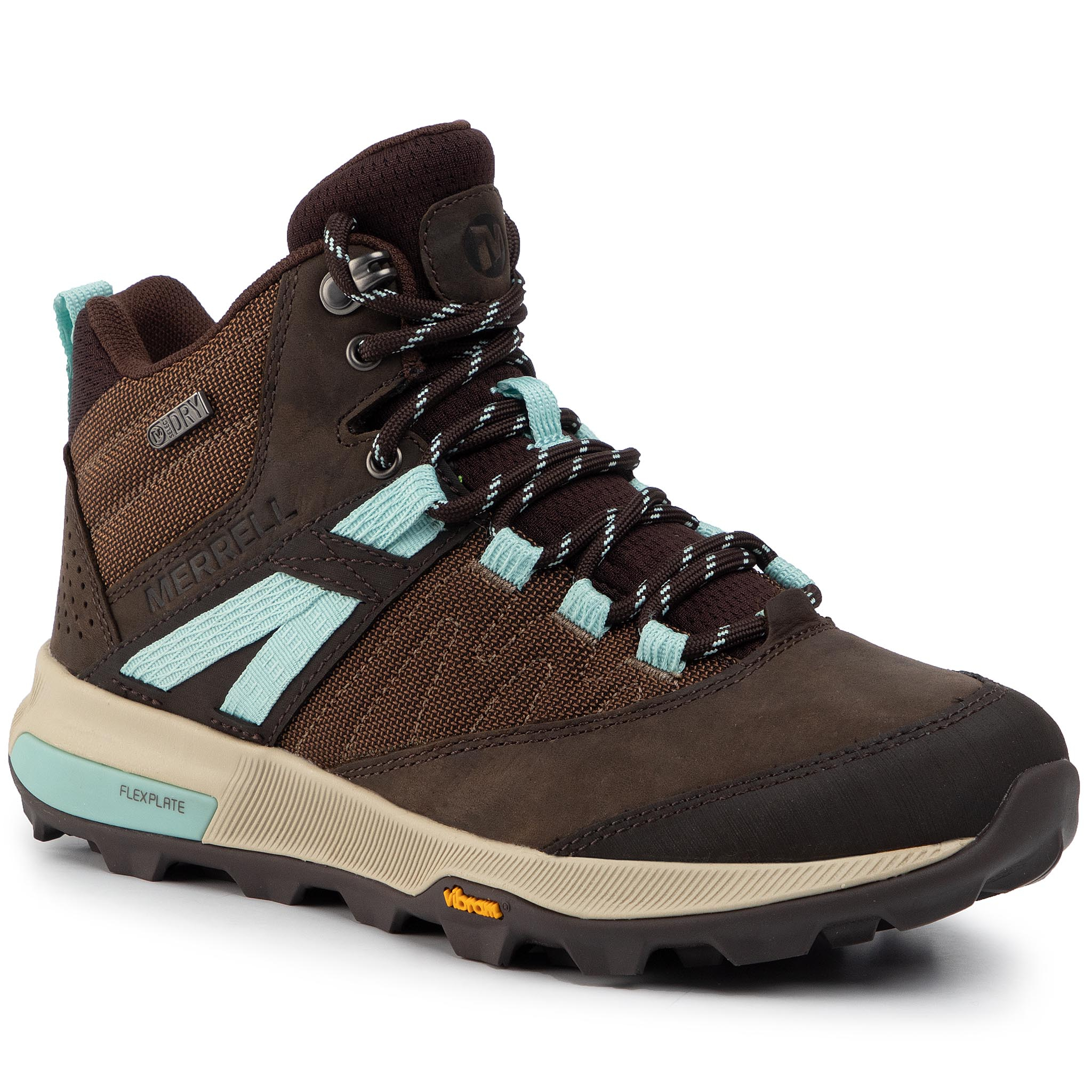 Trekkings Merrell - Zion Mid Wp J99624 Seal Brown imagine epantofi.ro 2021
