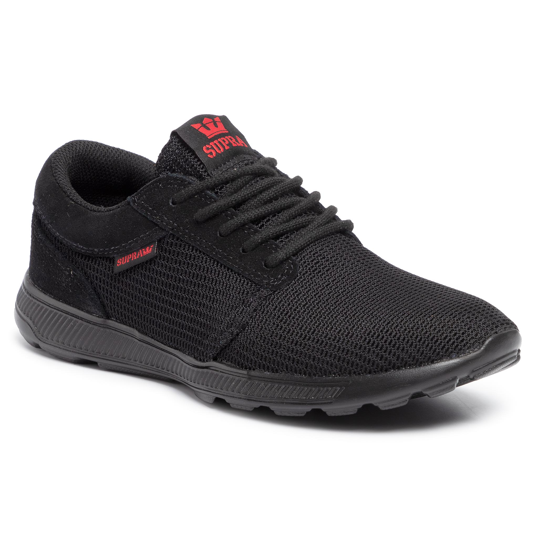 Sneakers SUPRA - Hammer Run 08128-053-M Black/Risk Red/Black
