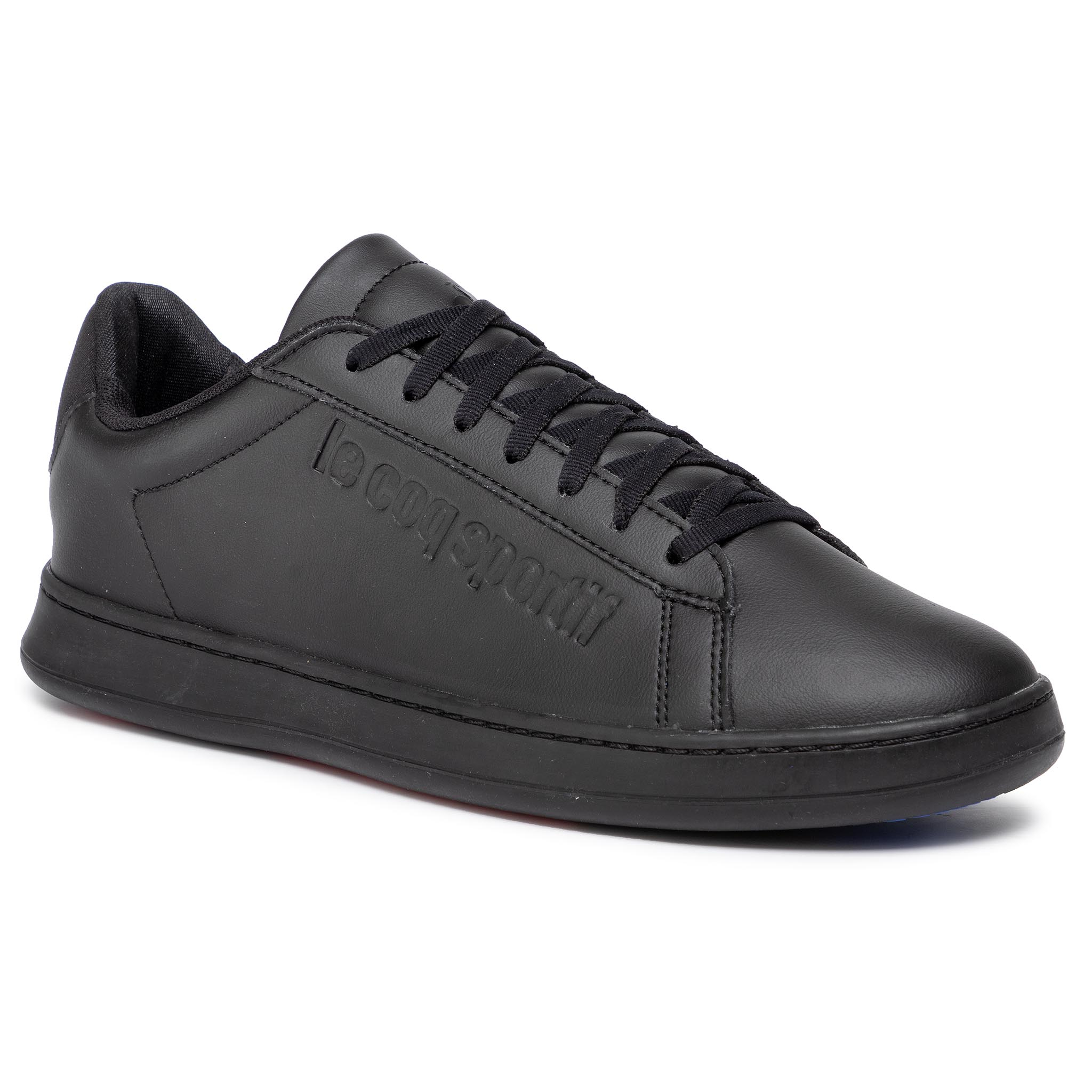 Teniși LE COQ SPORTIF - Break Tricolore 1920081 Triple Black