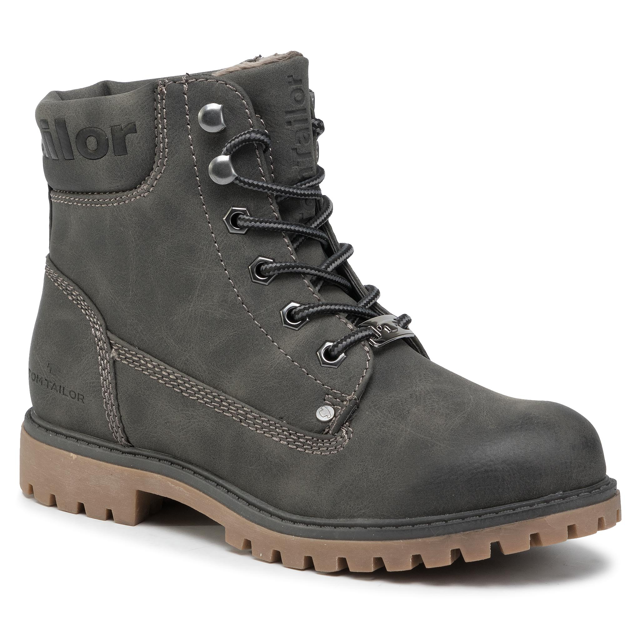 Trappers TOM TAILOR - 7990114 Coal