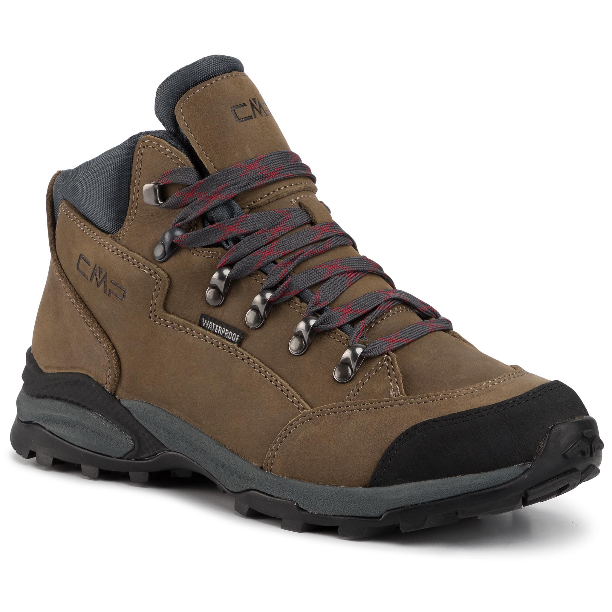 Trekkings Cmp - Mirzam Trekking Shoes Wp 3q49877 Tabacco P969 imagine epantofi.ro 2021