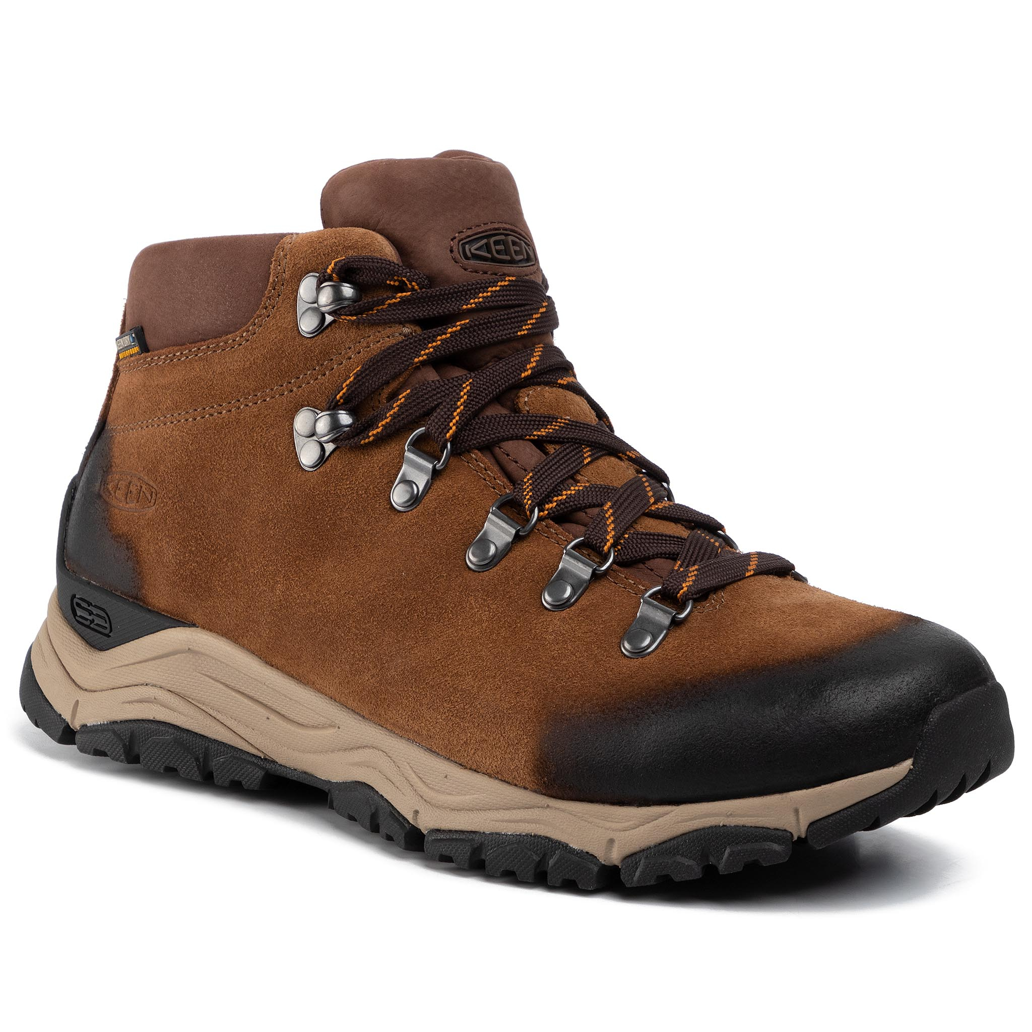 Trekkings Keen - Feldberg Apx Wp 1021599 Cognac imagine epantofi.ro 2021