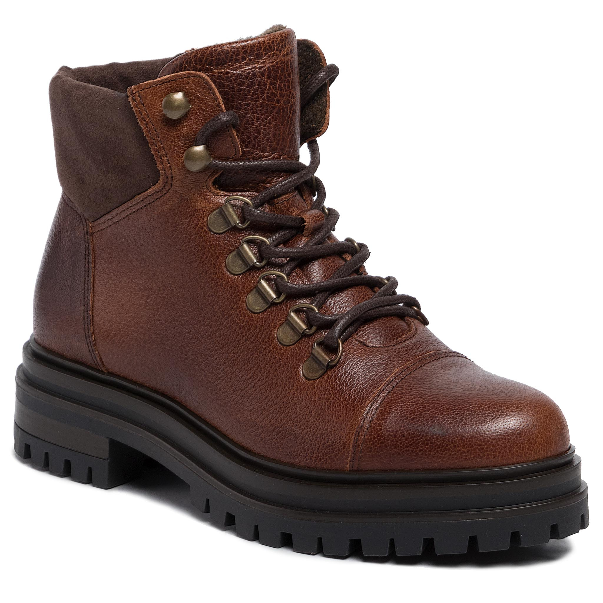 Trappers BULLBOXER - 391M50413ACGCG Cognac