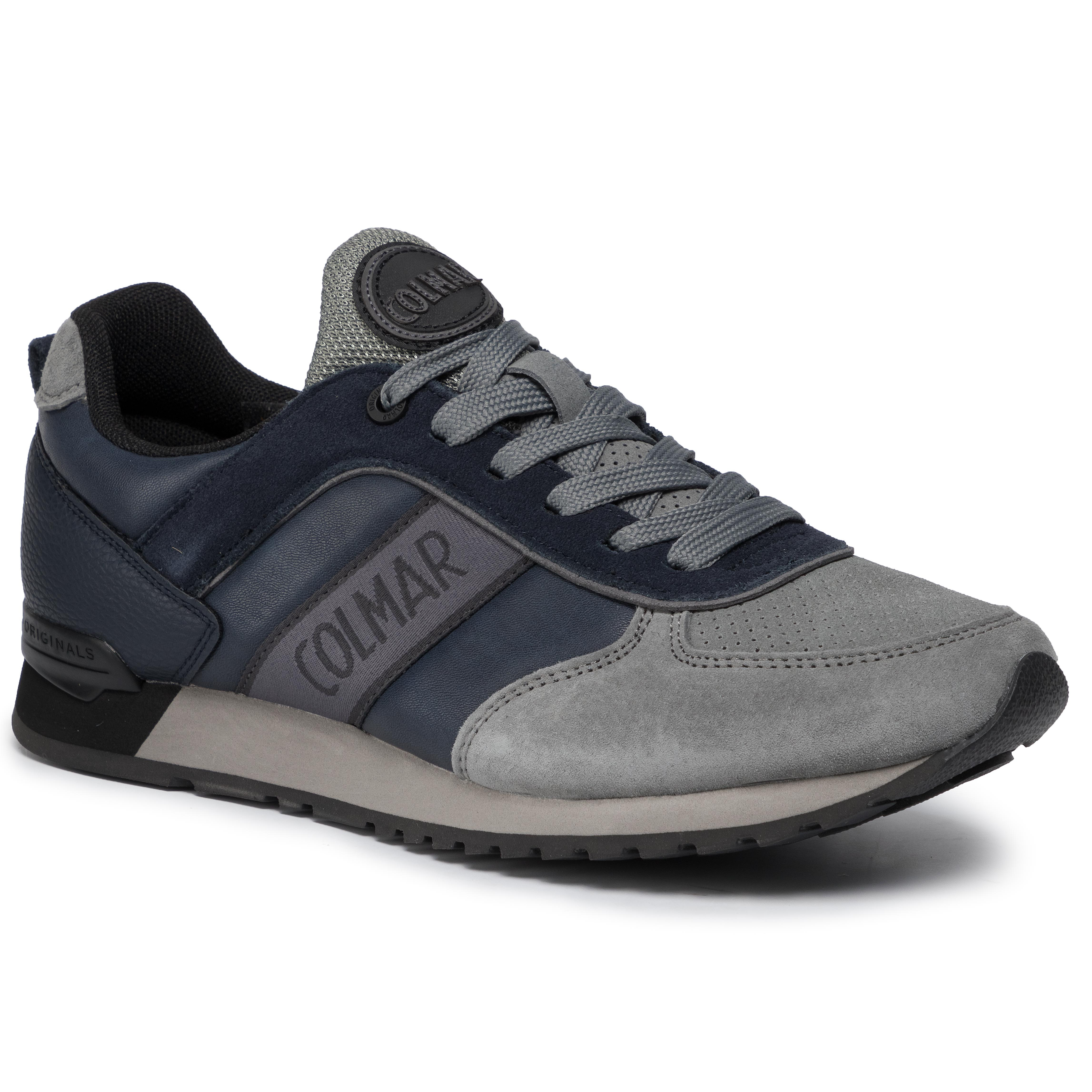 Sneakers COLMAR - Travis Runner Prime 040 Navy/Gray