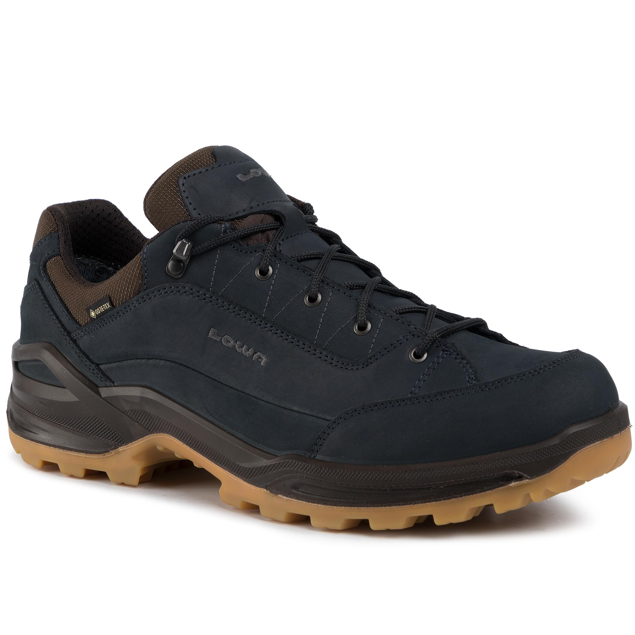 Trekkings LOWA - Renegade Gtx Lo GORE-TEX 310963 Navy/Honey 6961