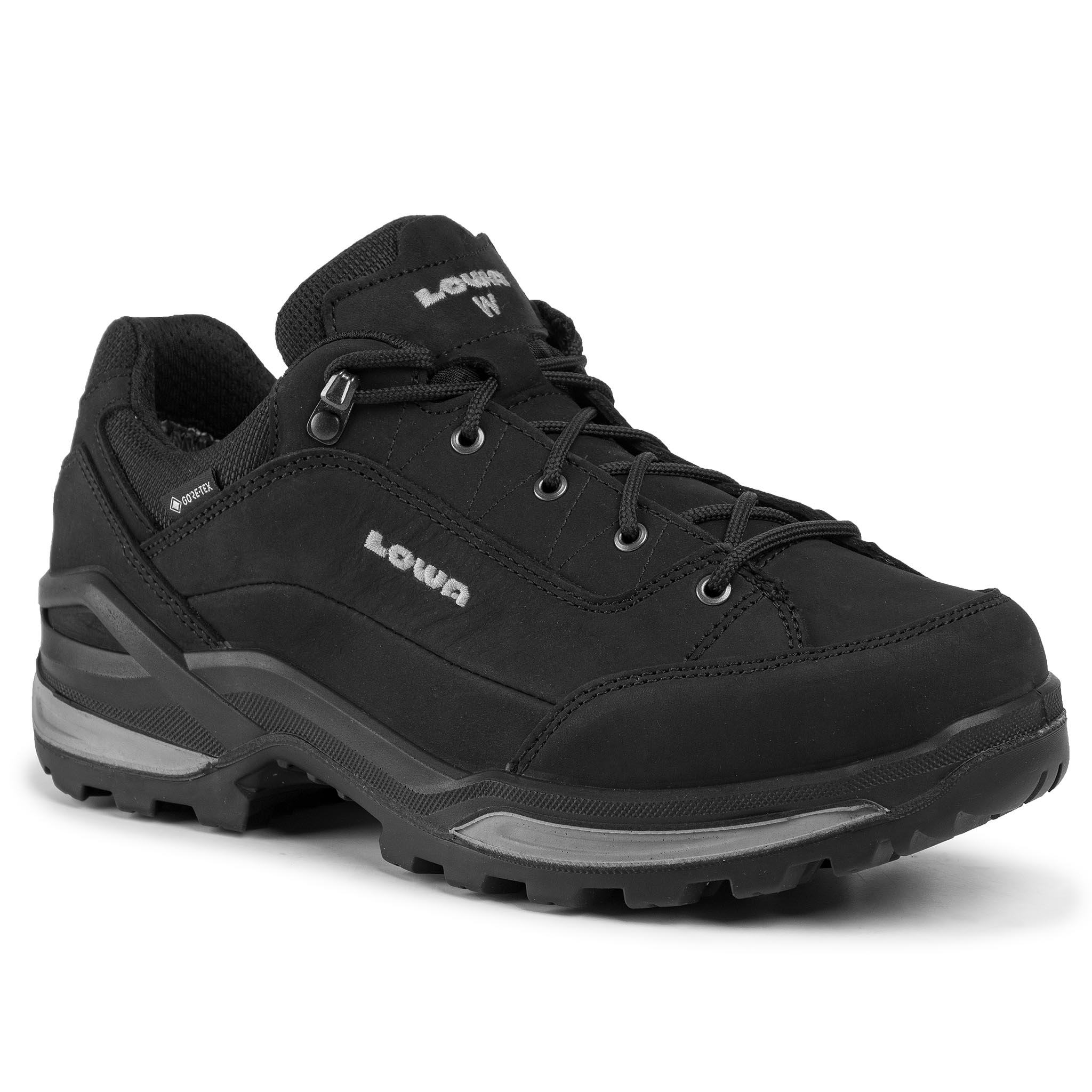 Trekkings LOWA - Renegade Gtx Lo Wide GORE-TEX 310967 Black/Graphite 9927