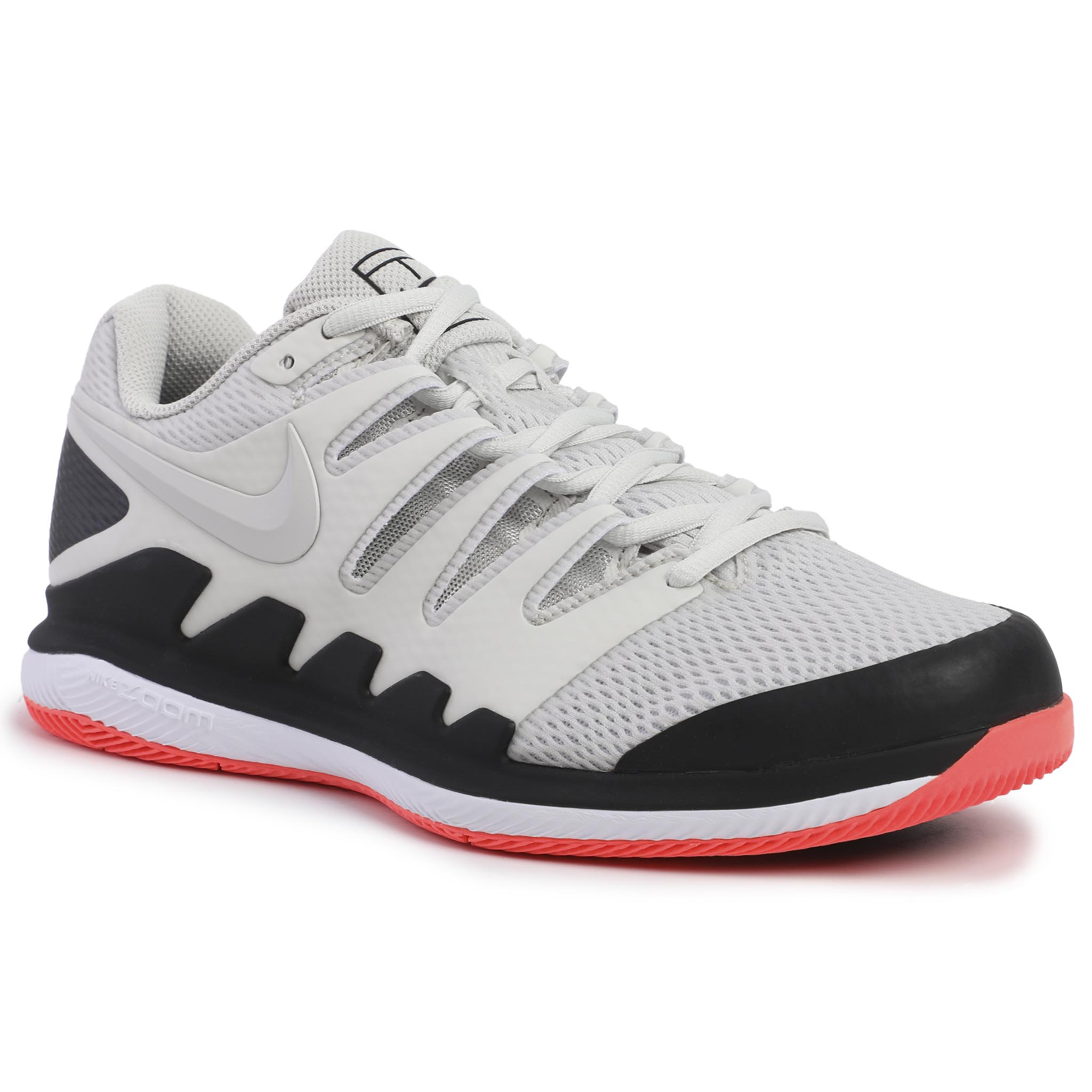 Pantofi Nike - Air Zoom Vapor X Hc Aa8030 007 Light Bone/Light Bone/Black imagine epantofi.ro 2021
