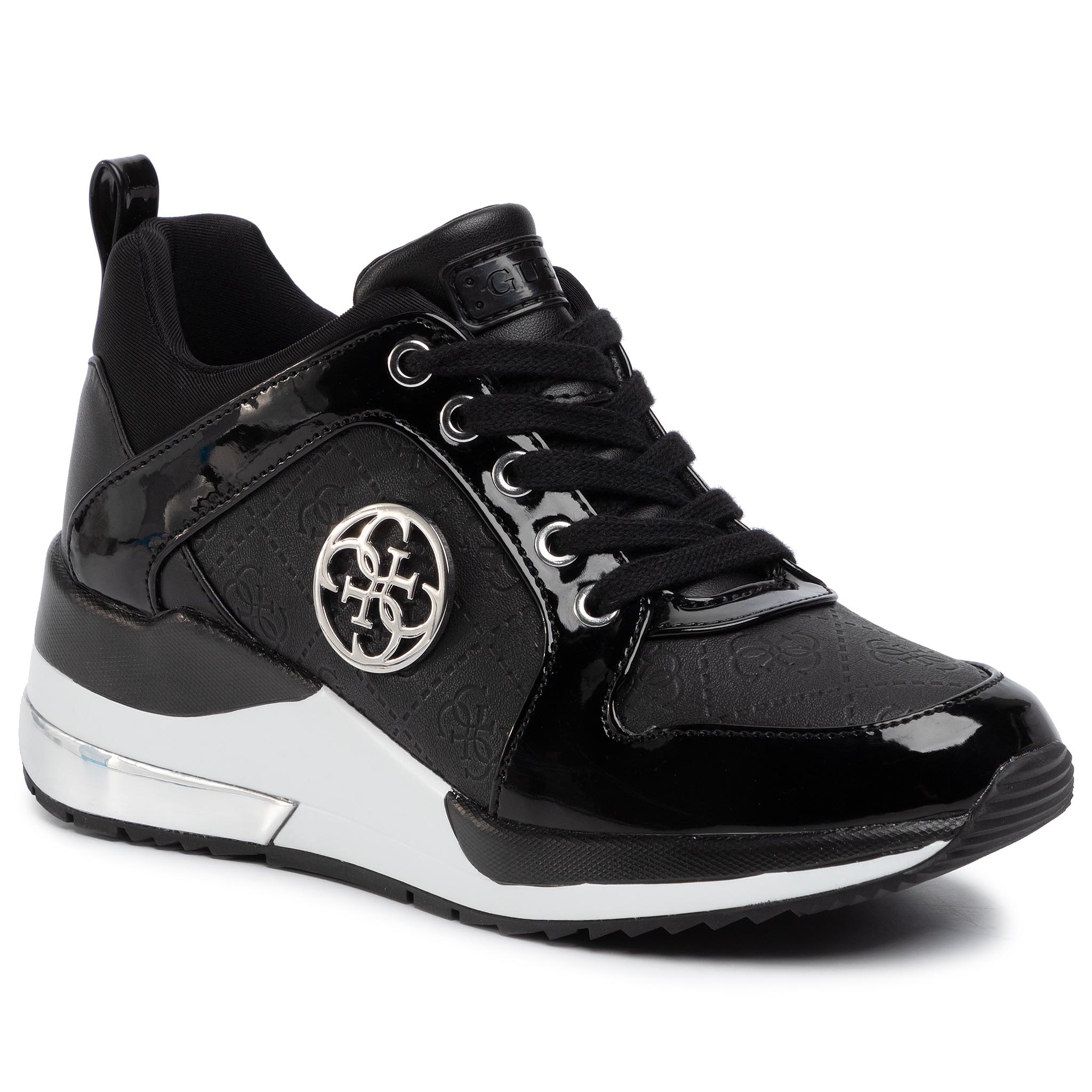 Sneakers GUESS - Jaryds4 FL6JRY ELE12 BLACK