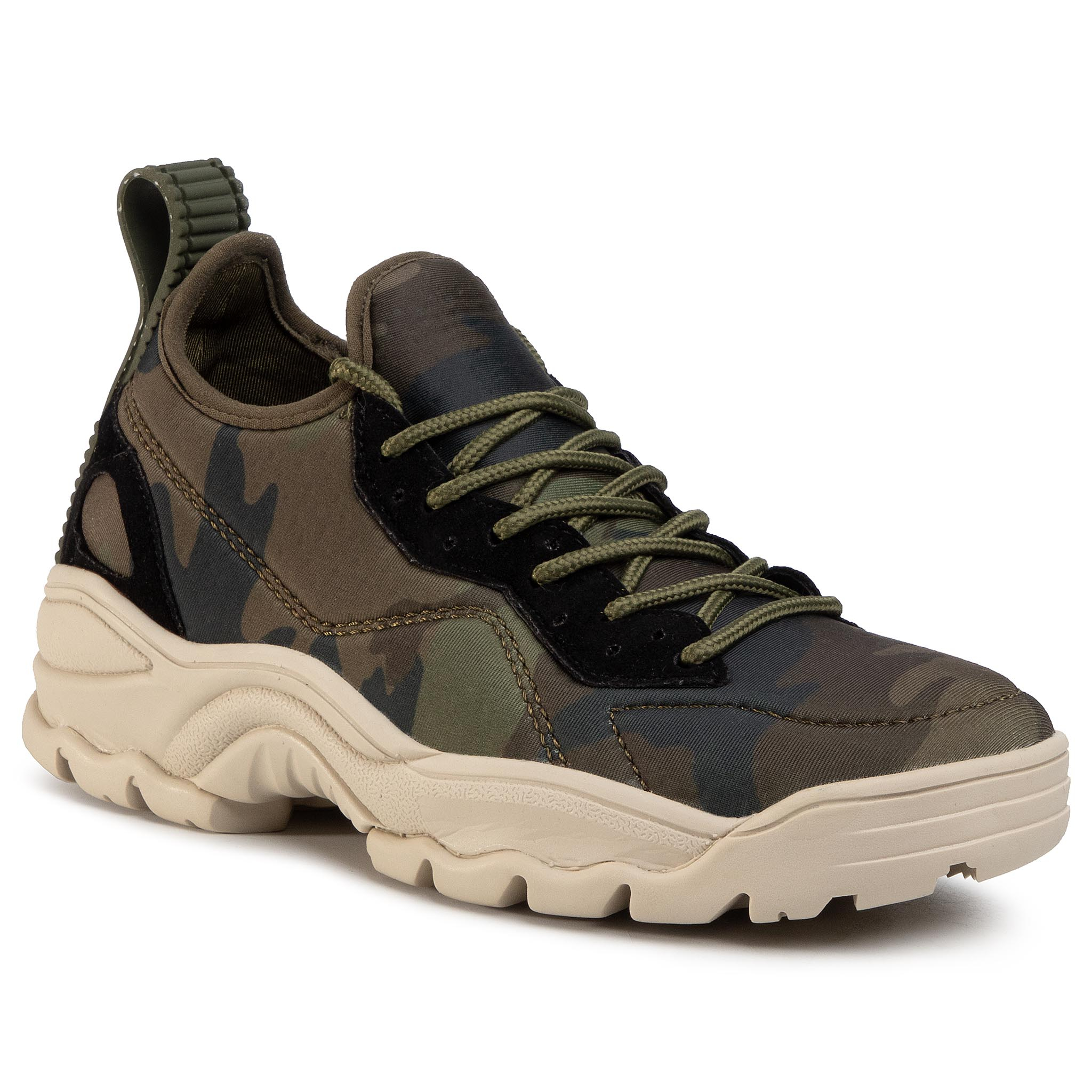 Sneakers KENDALL + KYLIE - Dre Olive Camo