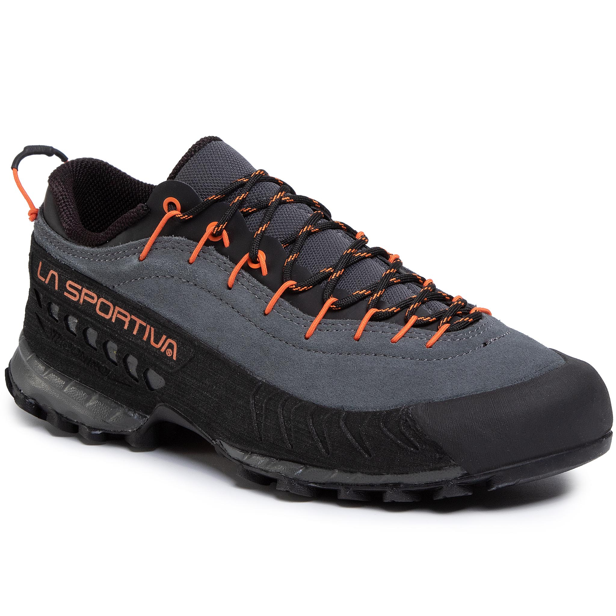 Trekkings La Sportiva - Tx4 Approach 17w900304 Carbon/Flame imagine epantofi.ro 2021