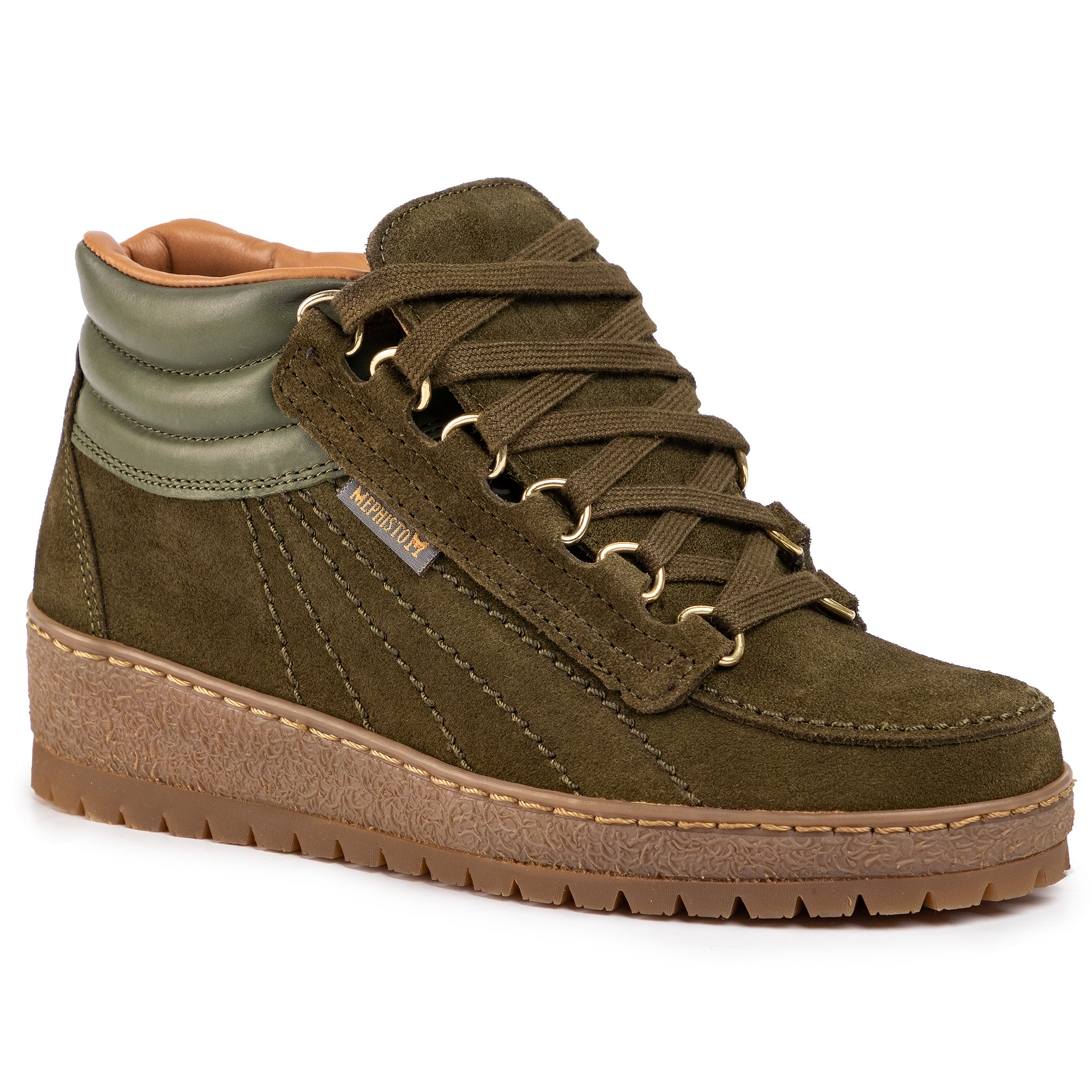 Botine MEPHISTO - Laurie L867 Loden