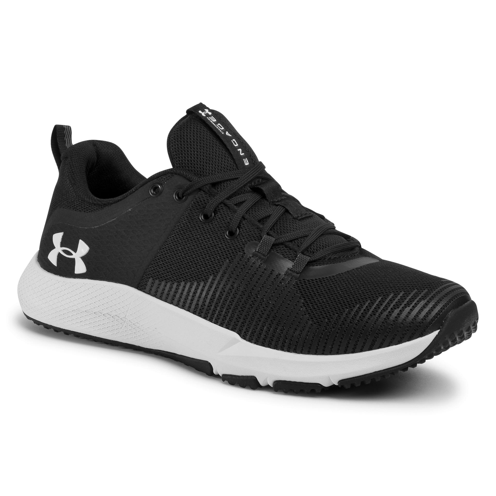 Pantofi UNDER ARMOUR - Ua Charged Engage 3022616-001 Blk