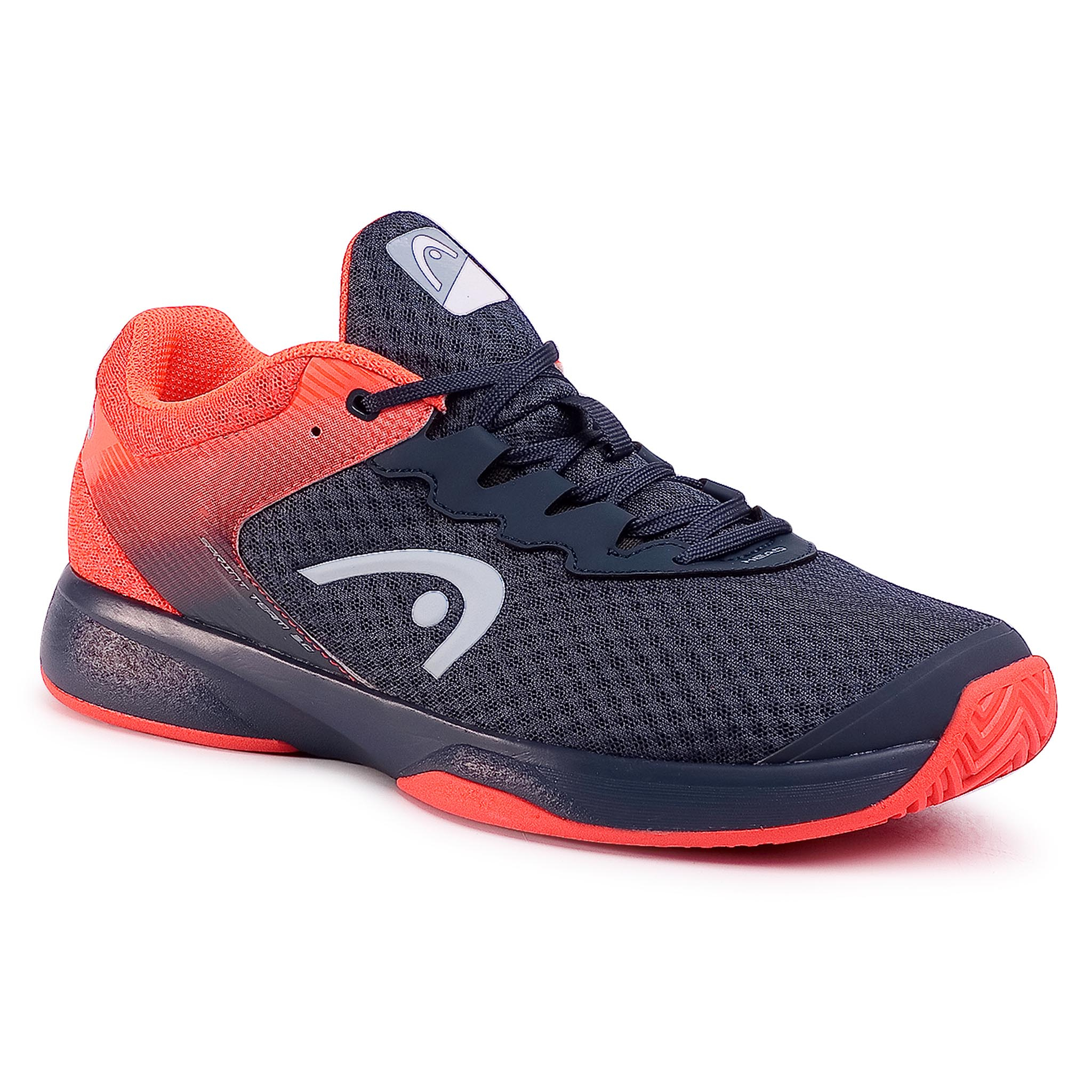 Pantofi Head - Sprint Team 3.0 273300 Midnight Navy/Neon Red 075 imagine epantofi.ro 2021