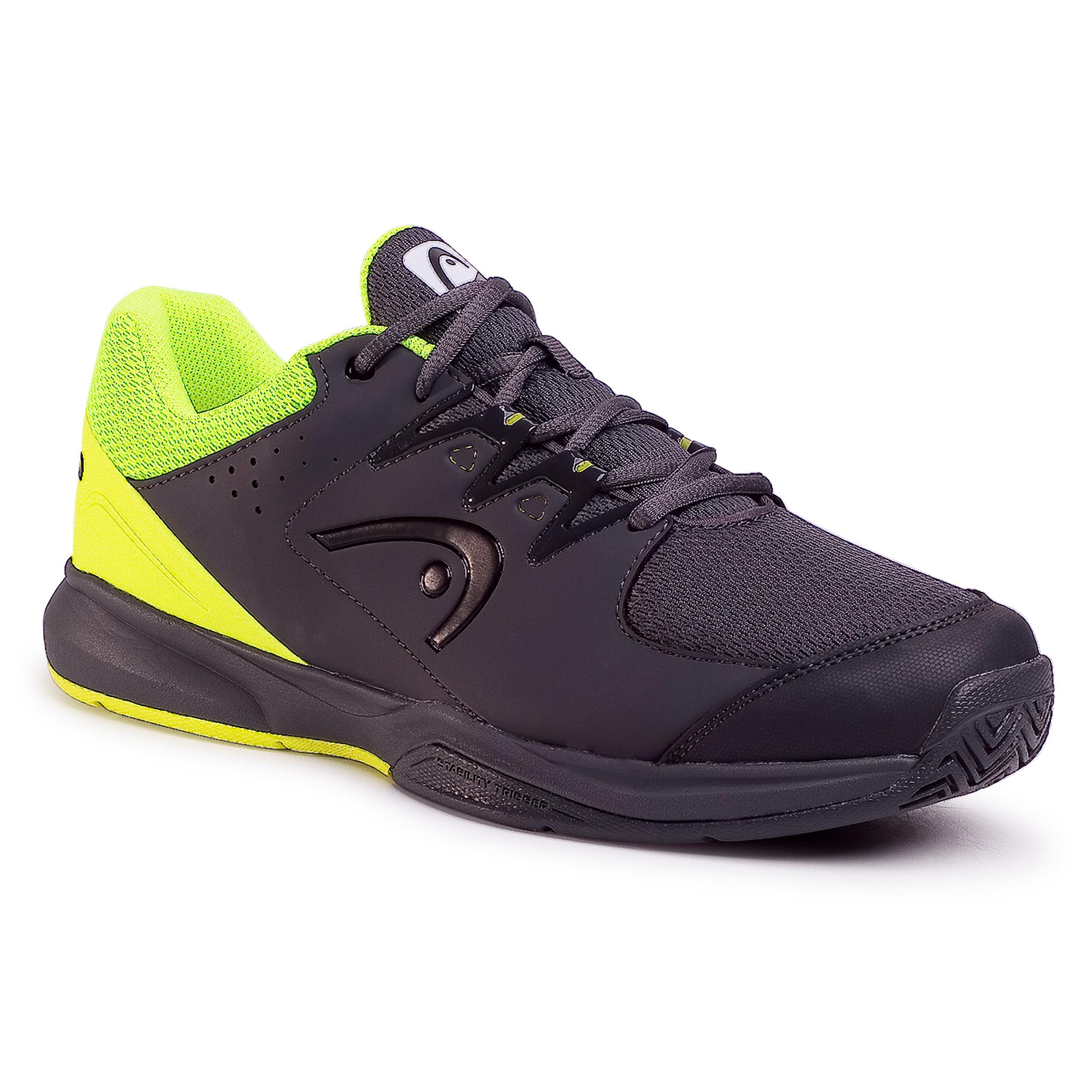 Pantofi Head - Brazer 2.0 273410 Anthracite/Neon Yellow 090 imagine epantofi.ro 2021