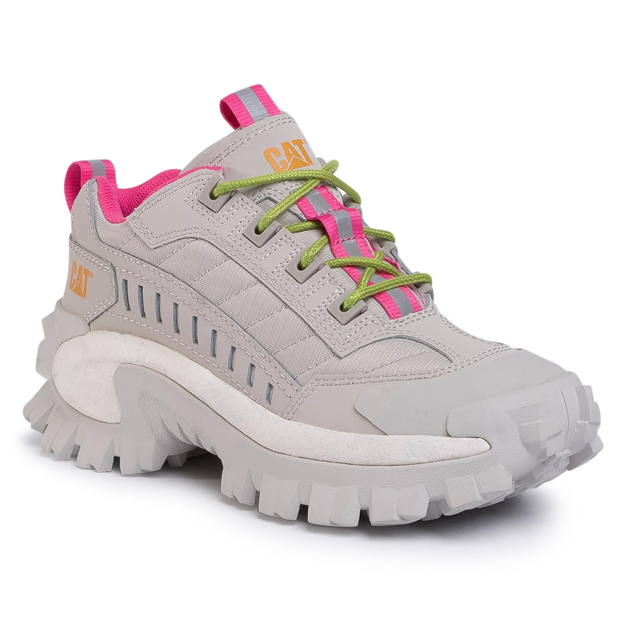 Sneakers CATERPILLAR - Intruder Oxford P724555 Gray Morn/Moonstruck