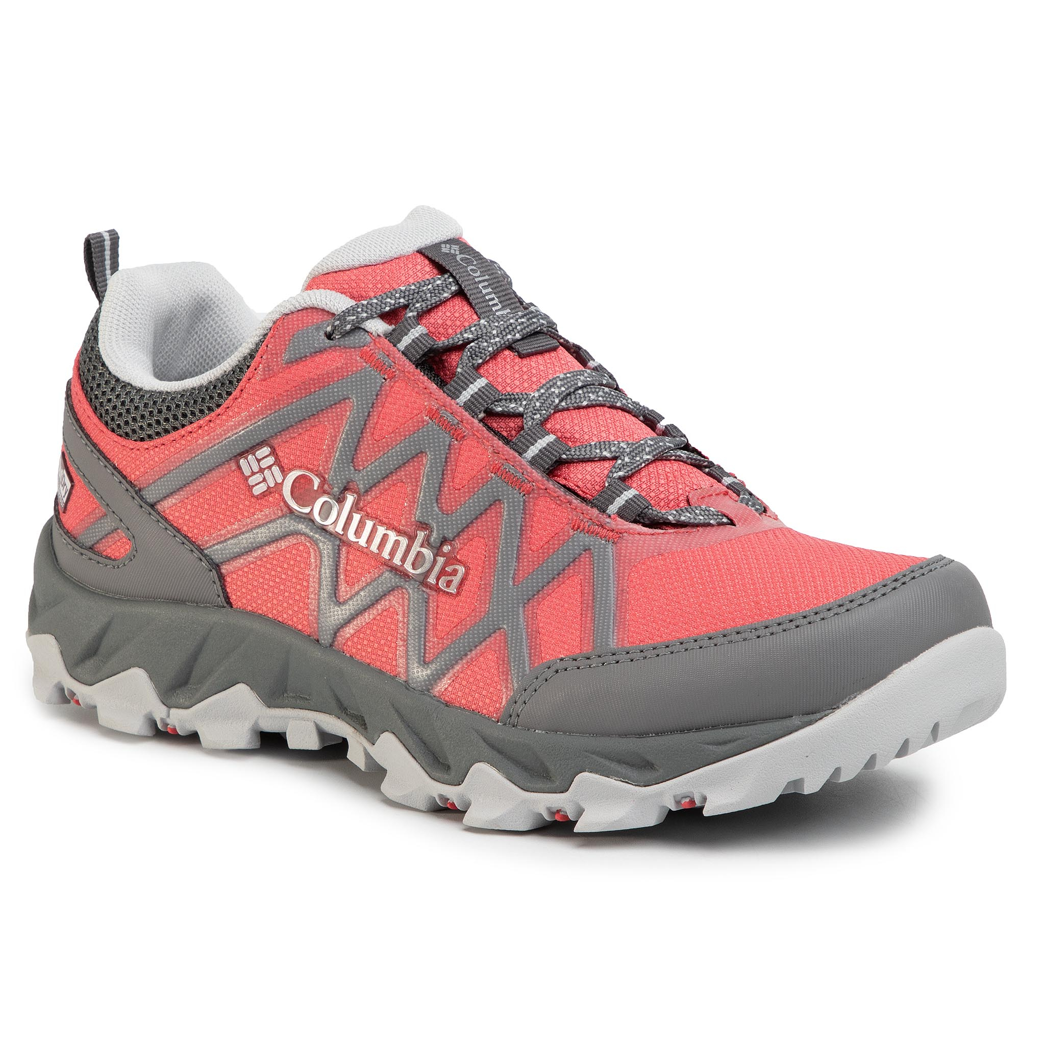 Trekkings Columbia - Peakfreak X2 Outdry Bl0829 Juicy/Pure Silver 608 imagine epantofi.ro 2021