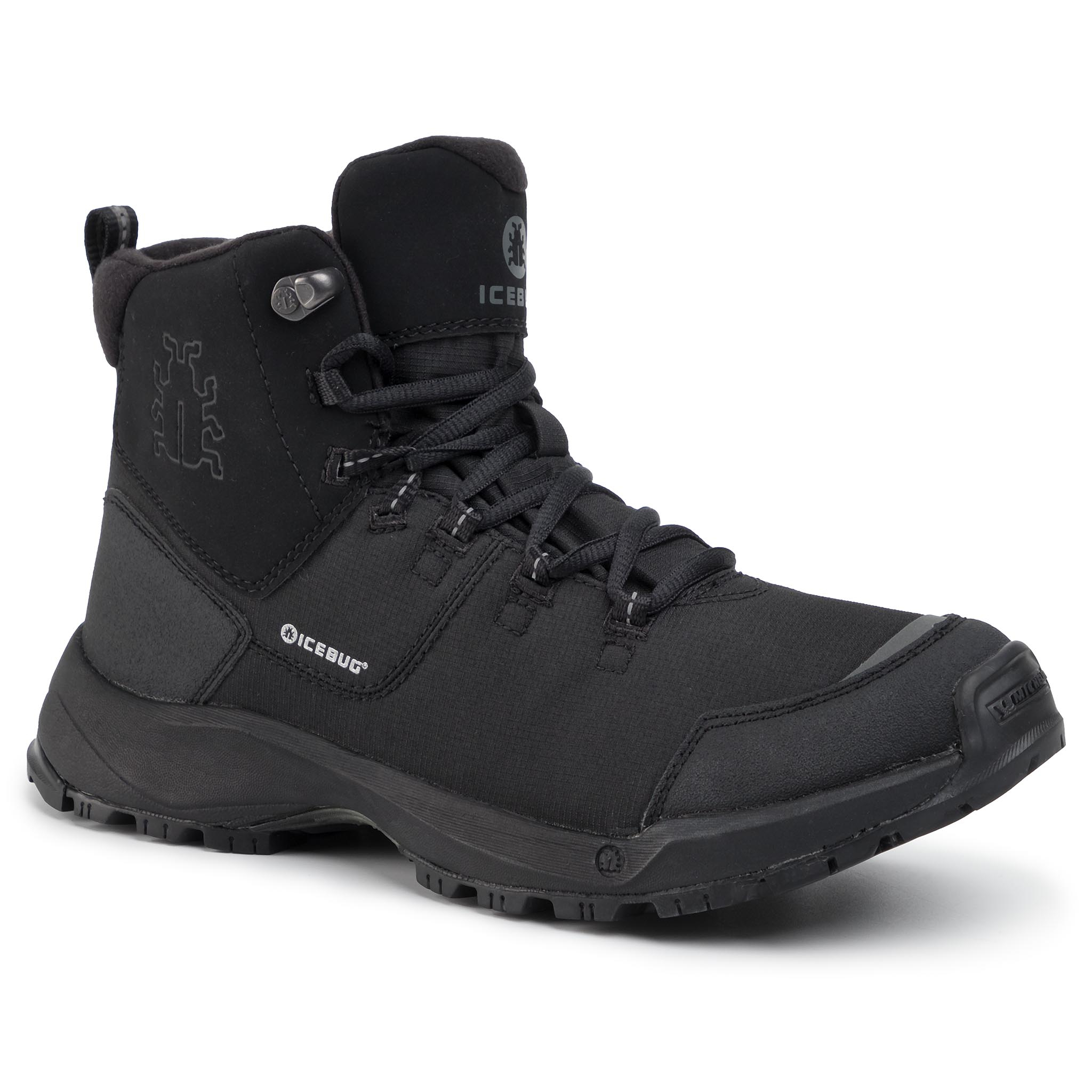 Trekkings Icebug - Nirak M Michelin Wic F13057-0a Black imagine epantofi.ro 2021